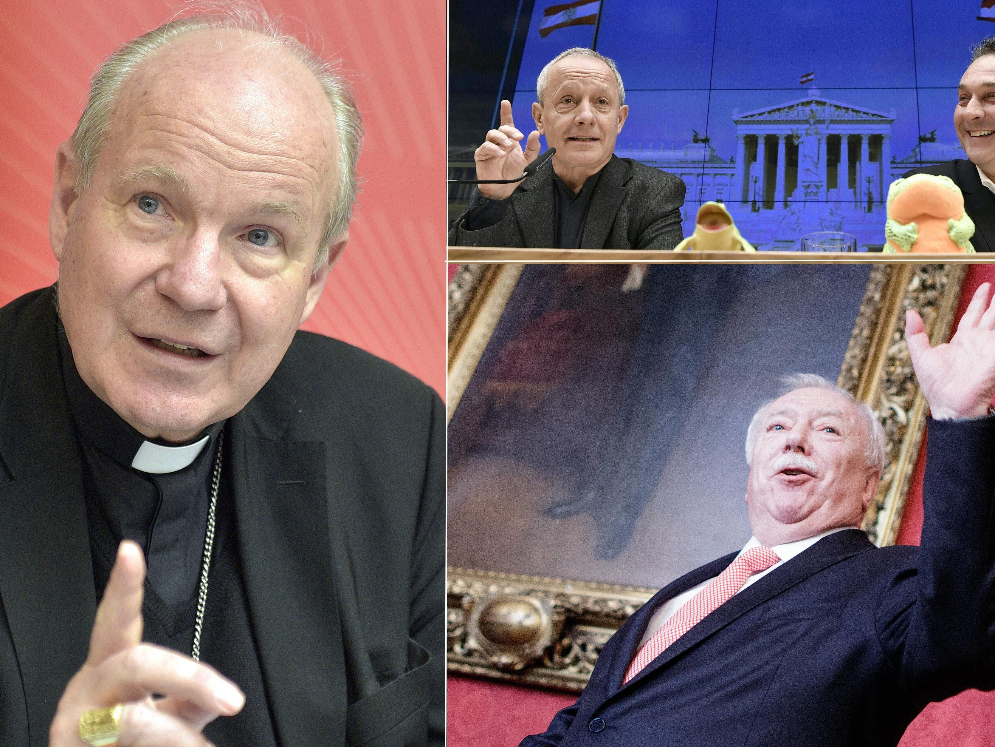 Kardinal Schönborn denkt zu Ostern an seine Kindheit – bunte Ostereier ist aber das Einzige, an das er sich erinnert. Zu Gott gefunden hat er trotzdem noch.