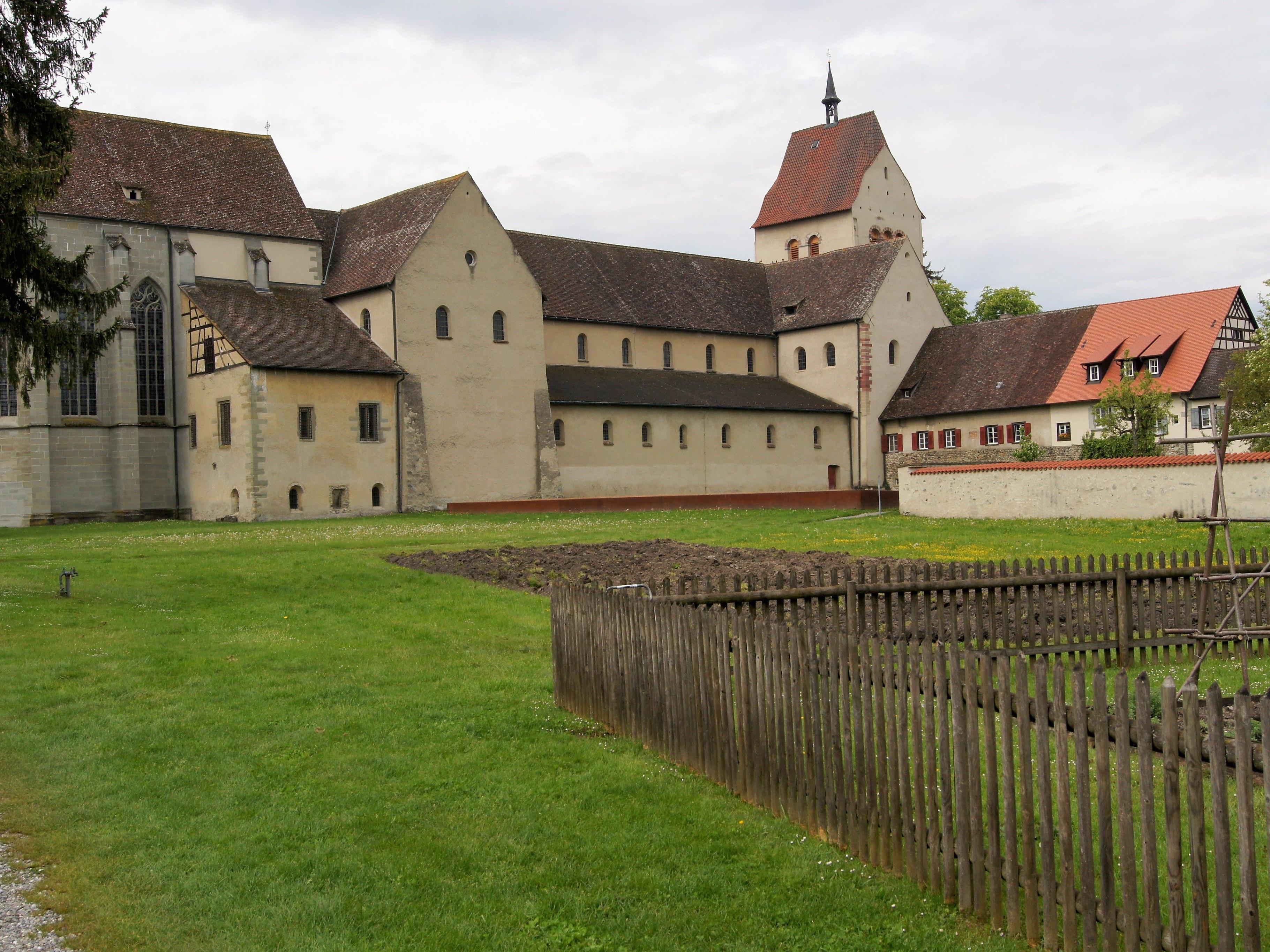 Münster St. Maria und Markus, Reichenau