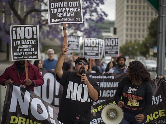 Die Entlassung von FBI-Direktor Comey sorgt für Empörung