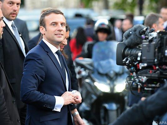 Macron reist nach Berlin