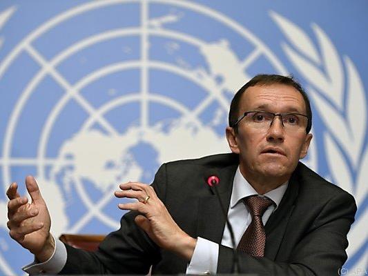 UNO-Sondervermittler Espen Barth Eide