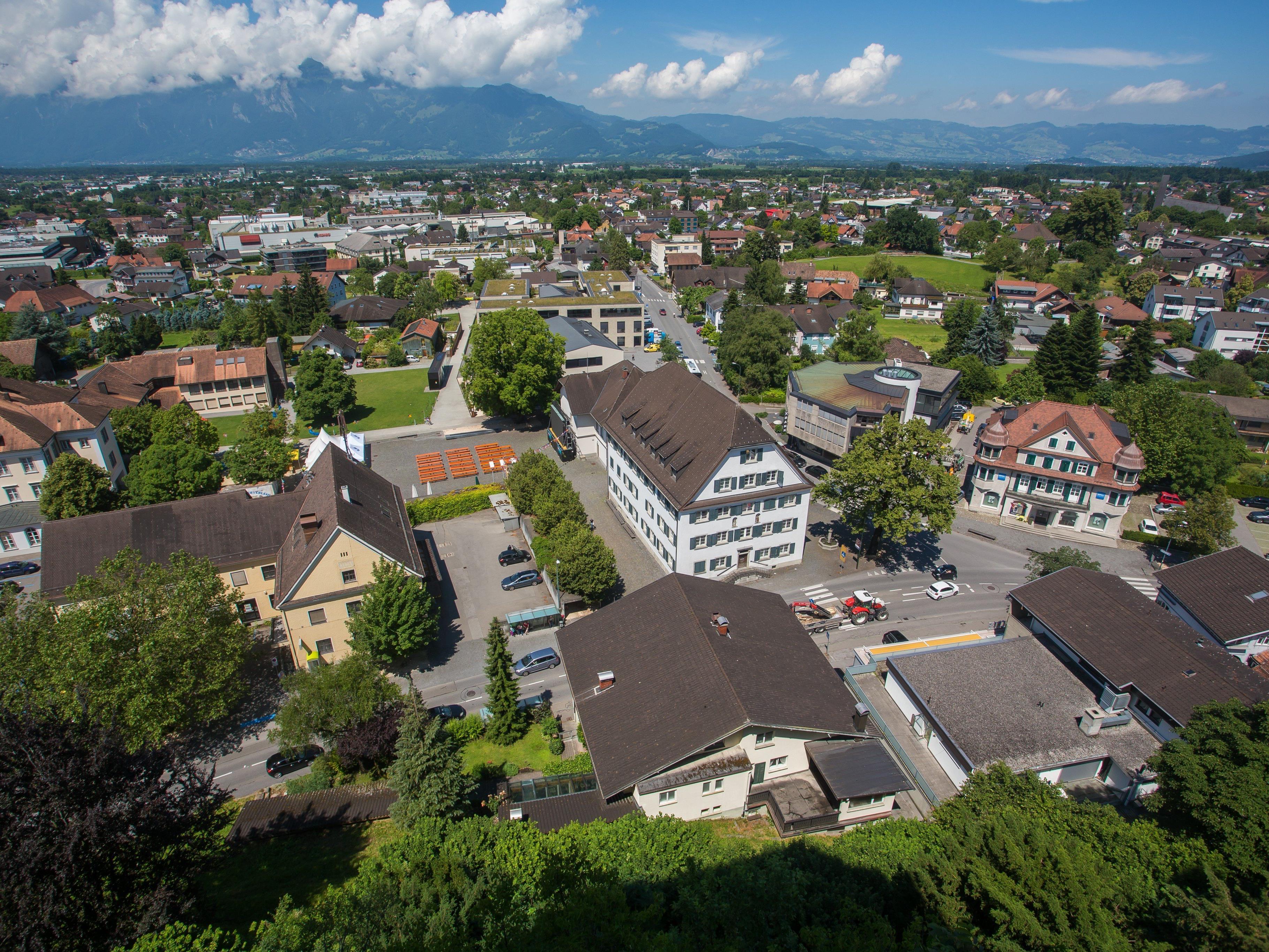 Der Rankweiler Ortskern soll attraktiver werden.