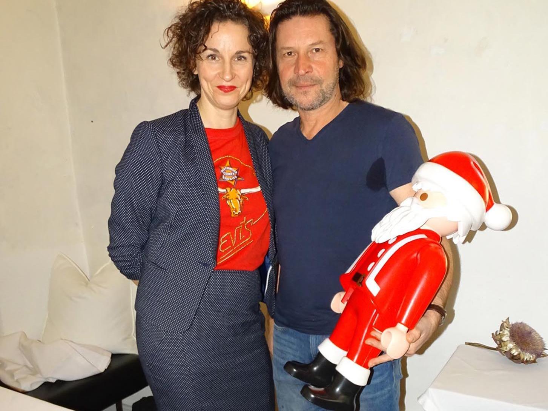 Pierre Schäfer übergibt nach 10 Jahren Intendanz die künstlerische Leitung an Susi Claus.
