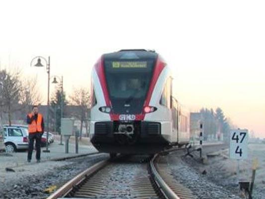 Die Graz-Köflacher Bahn verkehrt bald zwischen Wien und Prag.