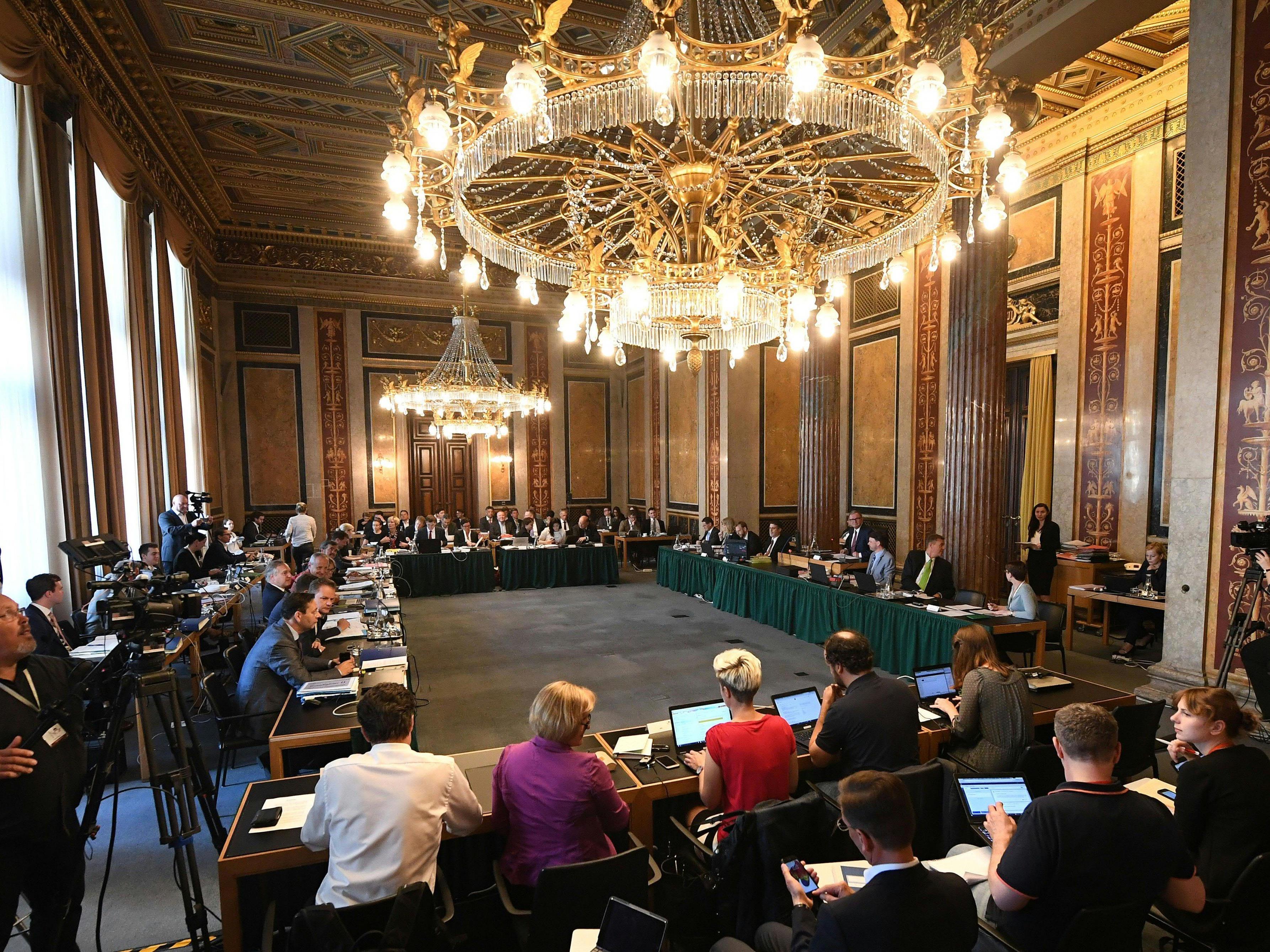 Befragungstag im U-Ausschuss - Rechnungshof kritisierte mangelnde Dokumentation.