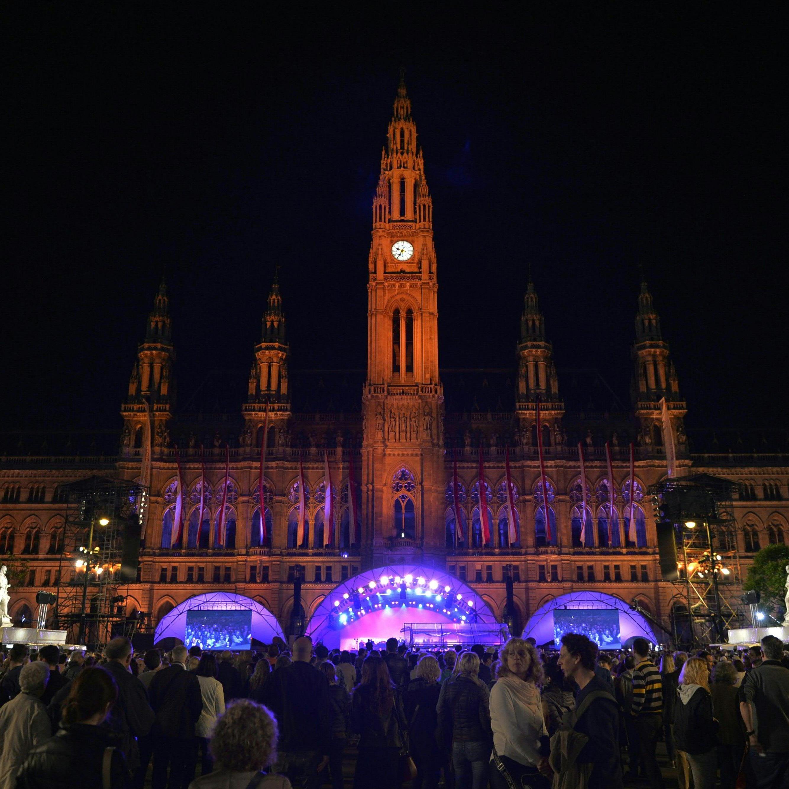 Die Wiener Festwochen 2017 starteten am Freitag.