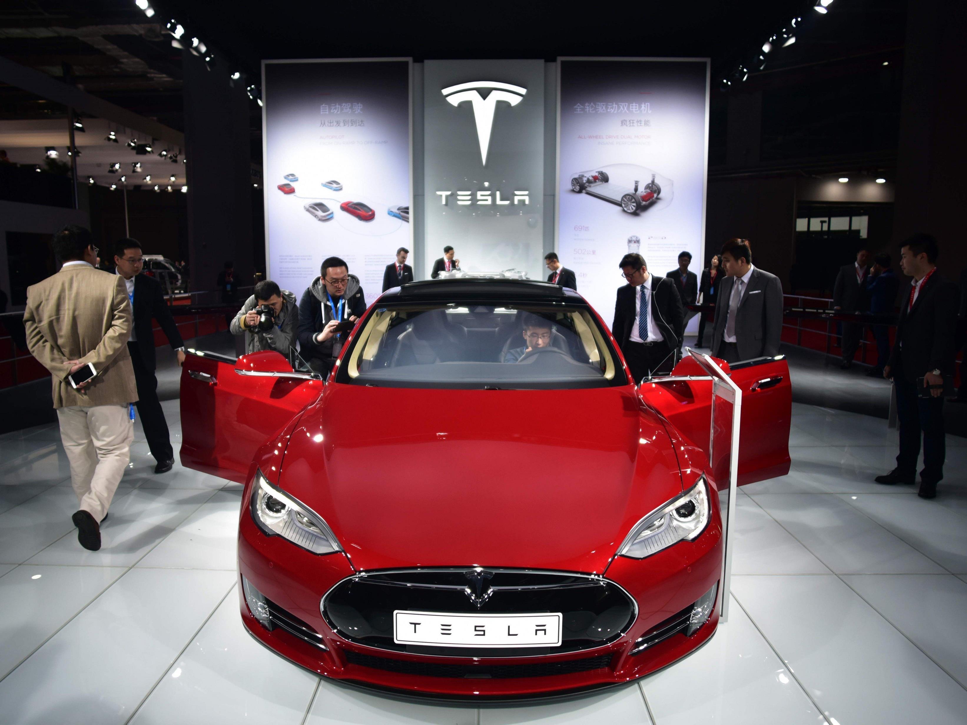 Tesla möchte zum Massenhersteller werden.