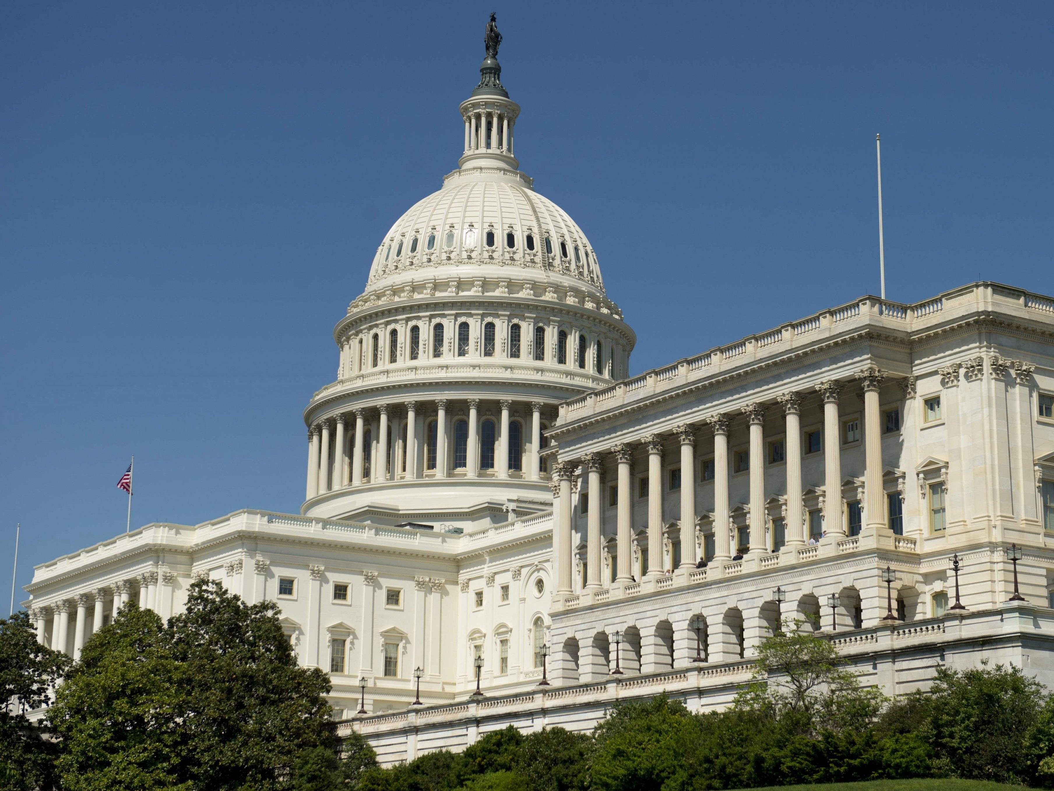 """Das US-Repräsentantehaus hat sich mit knapper mehrheit für das Aus von """"Obamacare"""" entschieden."""