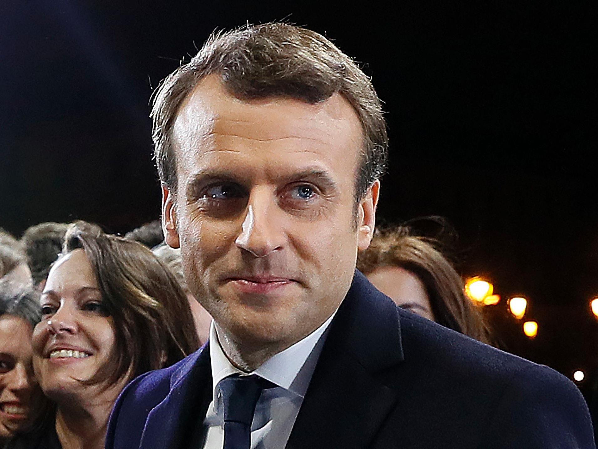 """Kann sich Macrons """"En Marche!"""" auch bei den Parlamentswahlen durchsetzen?"""
