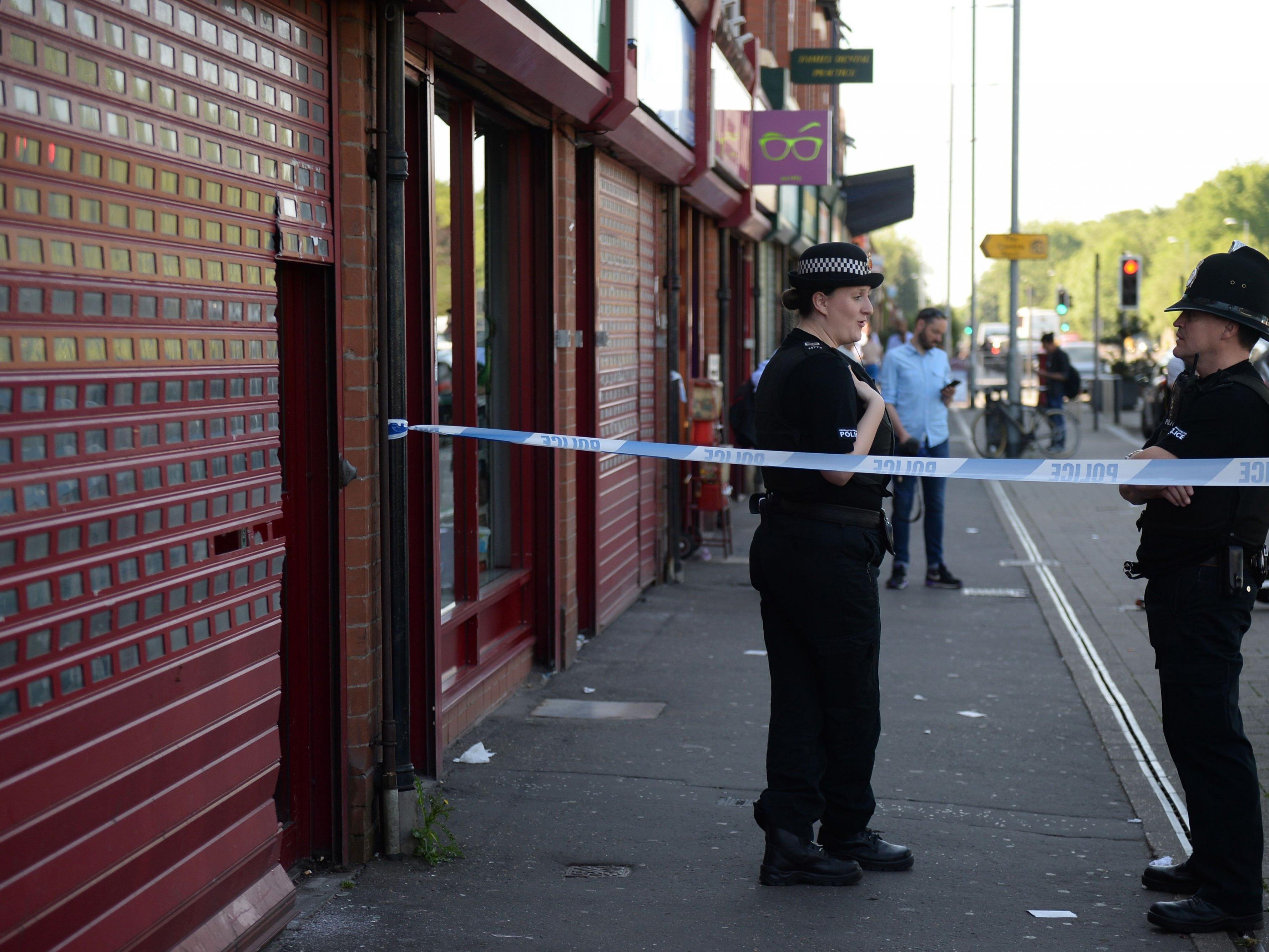Die Ermittlungen nach dem Terroranschlag von Manchester laufen.