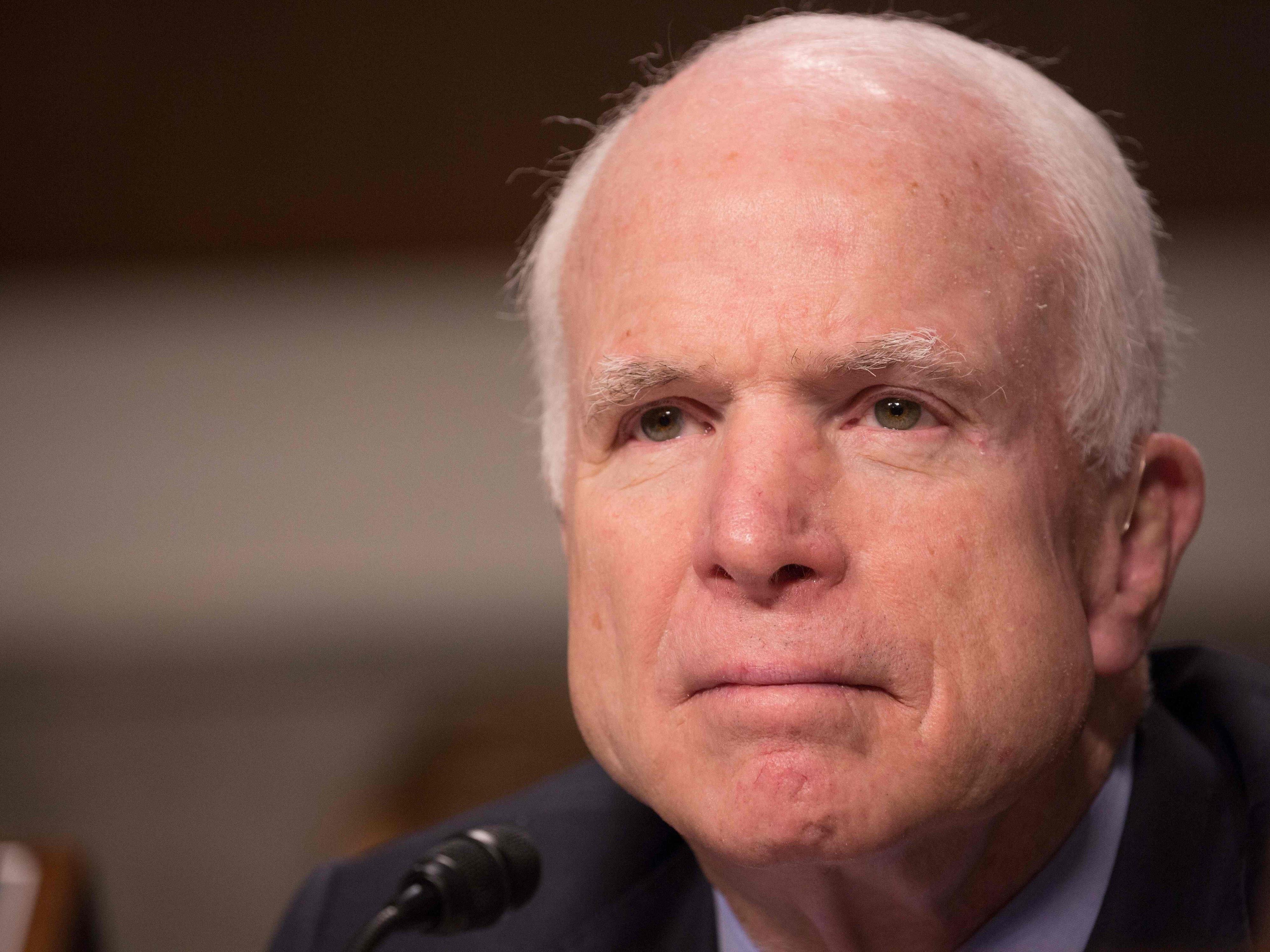 US-Senator verweist auf mutmaßliche russische Einflussnahme auf Präsidentenwahl.