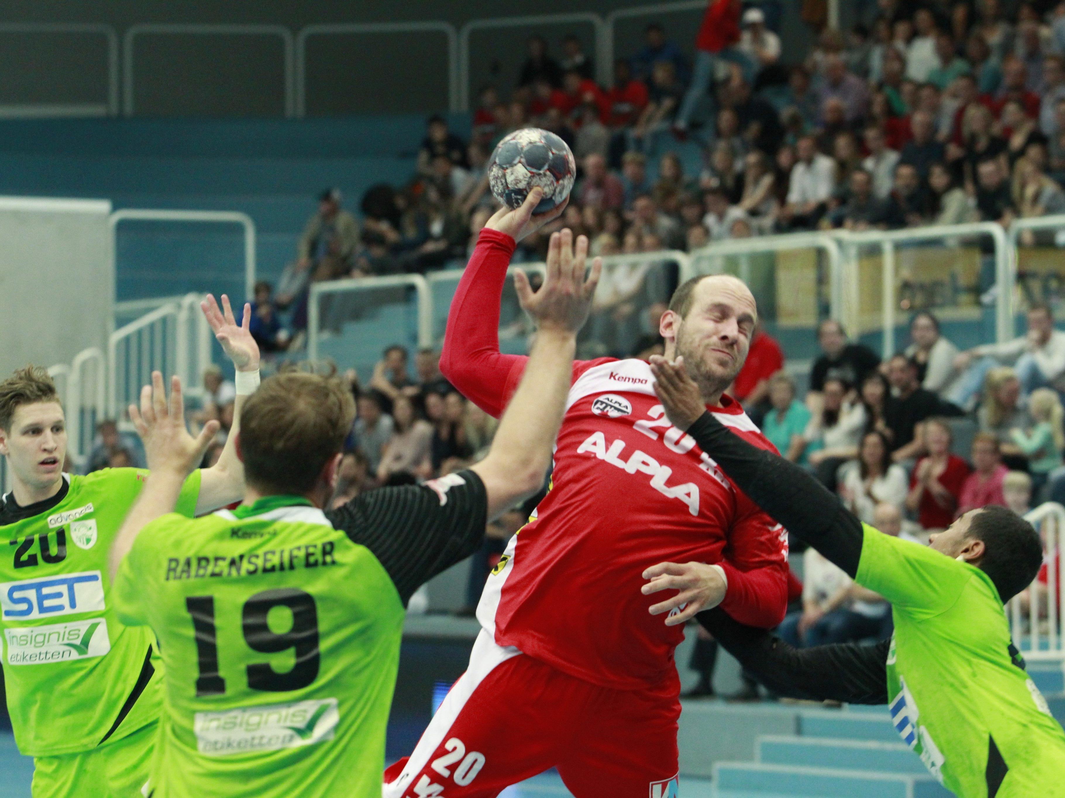 Finaleinzug oder Karriereende heißt es am Sonntag für Roland Schlinger.