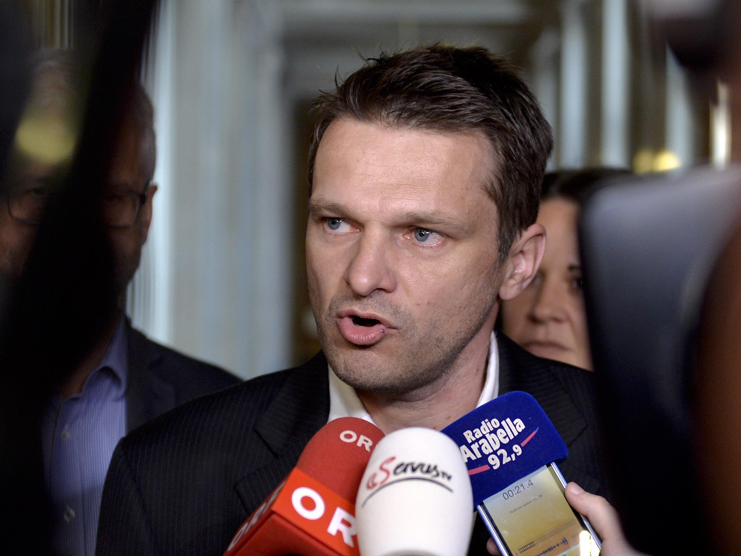 Albert Steinhauser ist neuer Klubchef der Grünen im Parlament
