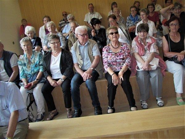 PVÖ Altach besucht Bauernhof