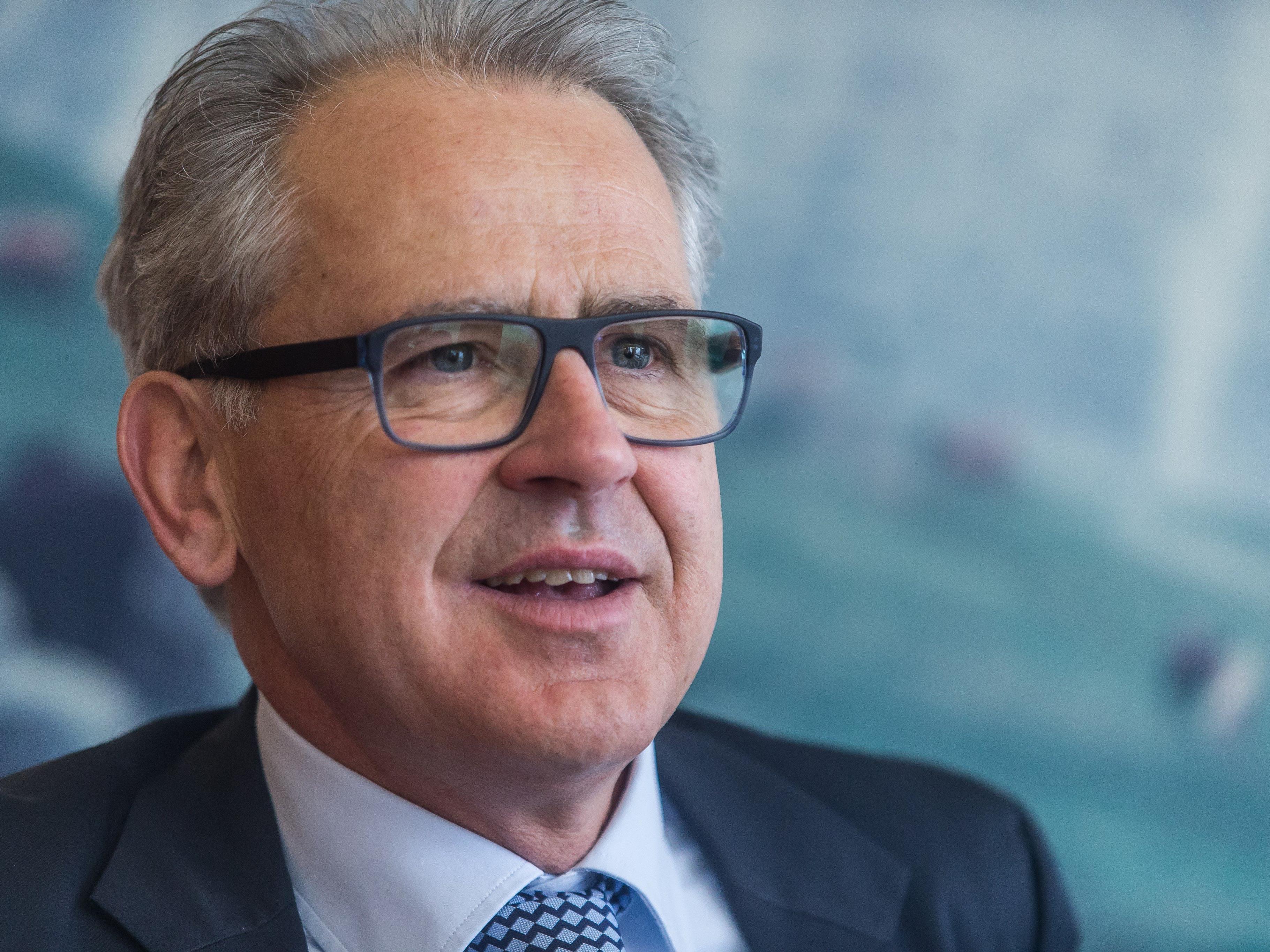Vorstand Christoph Germann lag bereits vor einigen Jahren ein Rückkaufangebot auf dem Tisch.