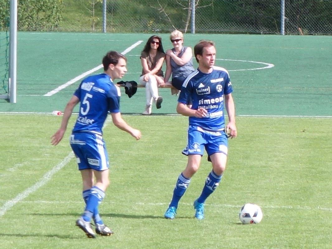 Die Kicker vom FC Andelsbuch haben plötzlich den Aufstieg vor Augen.
