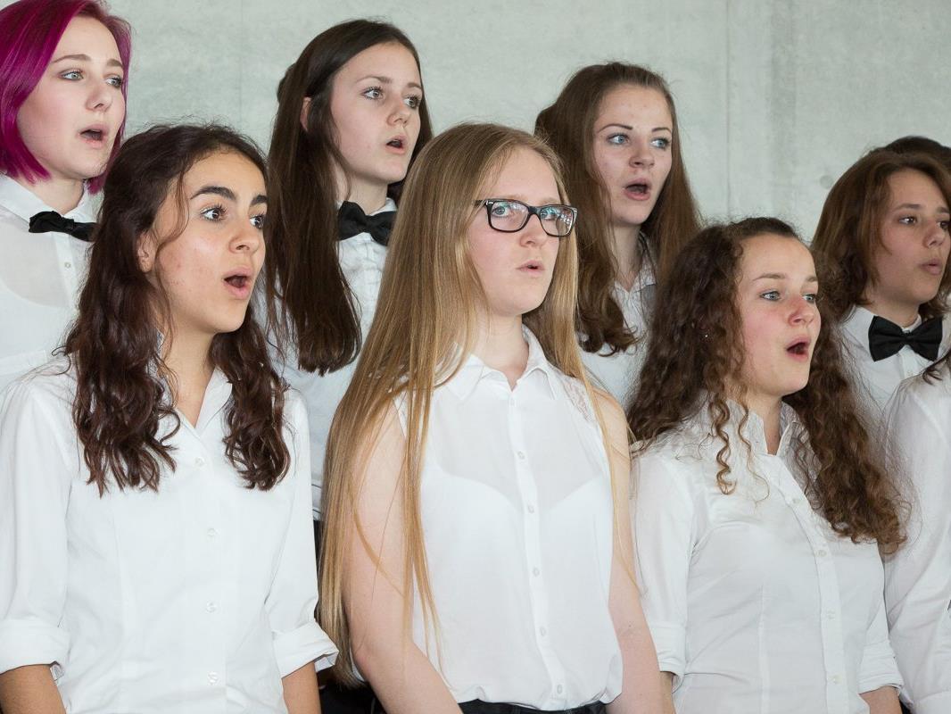 Solistische Beiträge sind ebenso im Programm wie Musikstücke verschiedener Ensembles.