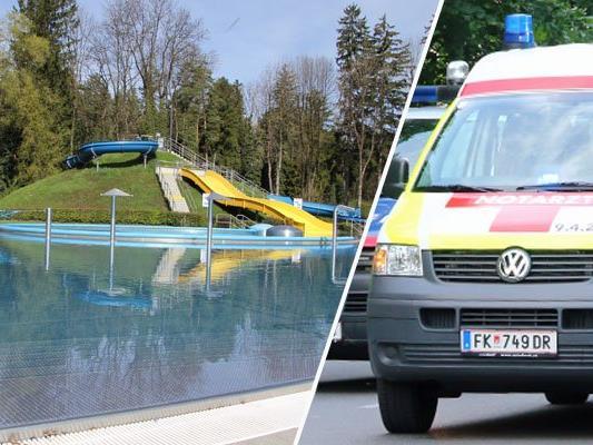 Ein 13-jähriger Bub hat im Waldbad Gisingen einem Siebenjährigen das Leben gerettet.