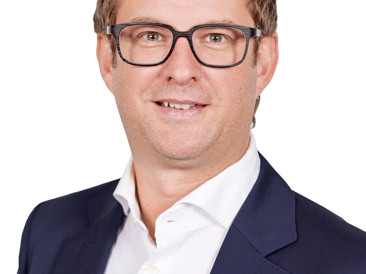 Hansjörg B. Gutensohn, Geschäftsführer der Stämpfli GmbH
