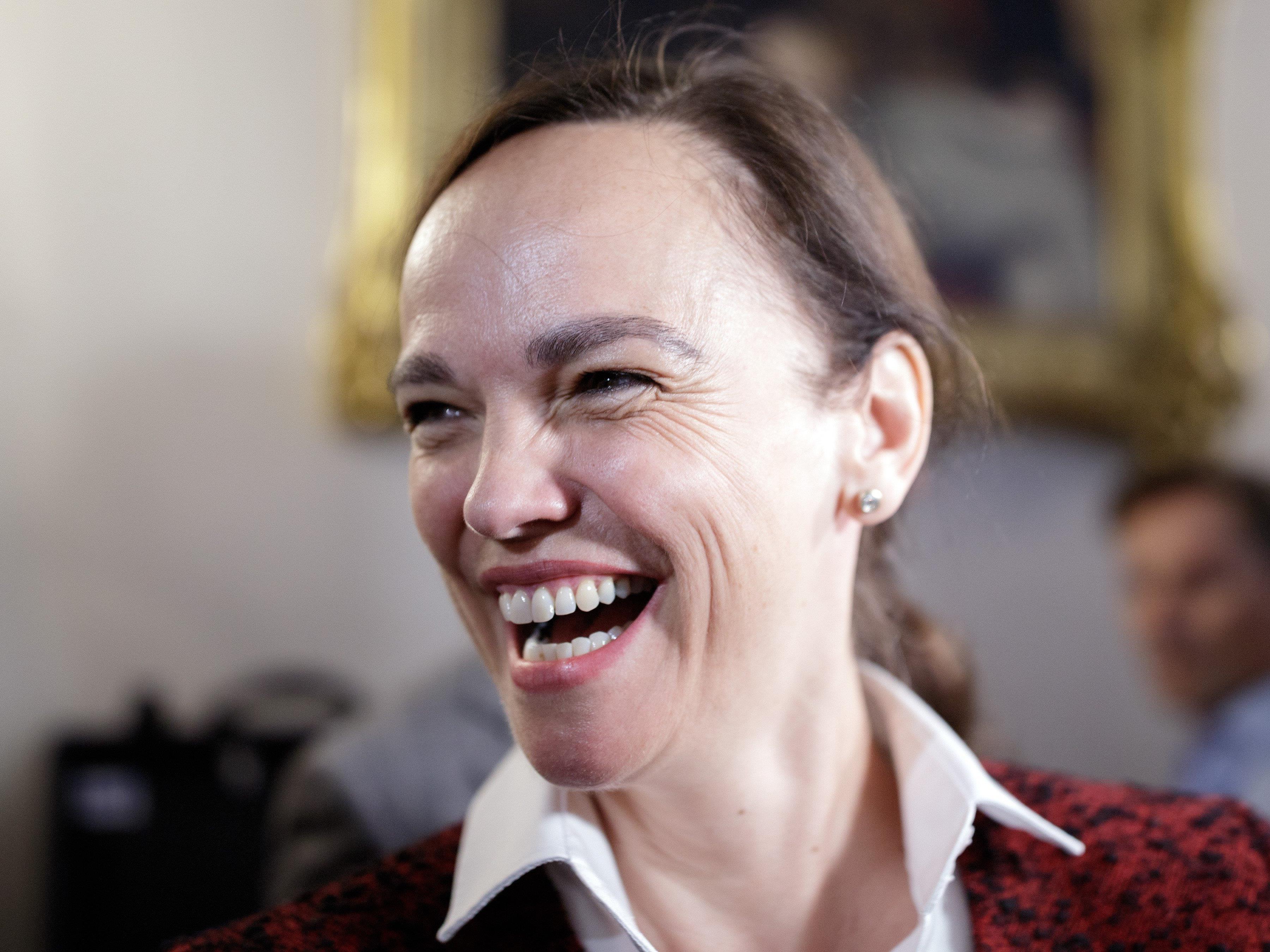 Bildungsministerin Sonja Hammerschmid (SPÖ) drängt weiter auf die Schulautonomie.