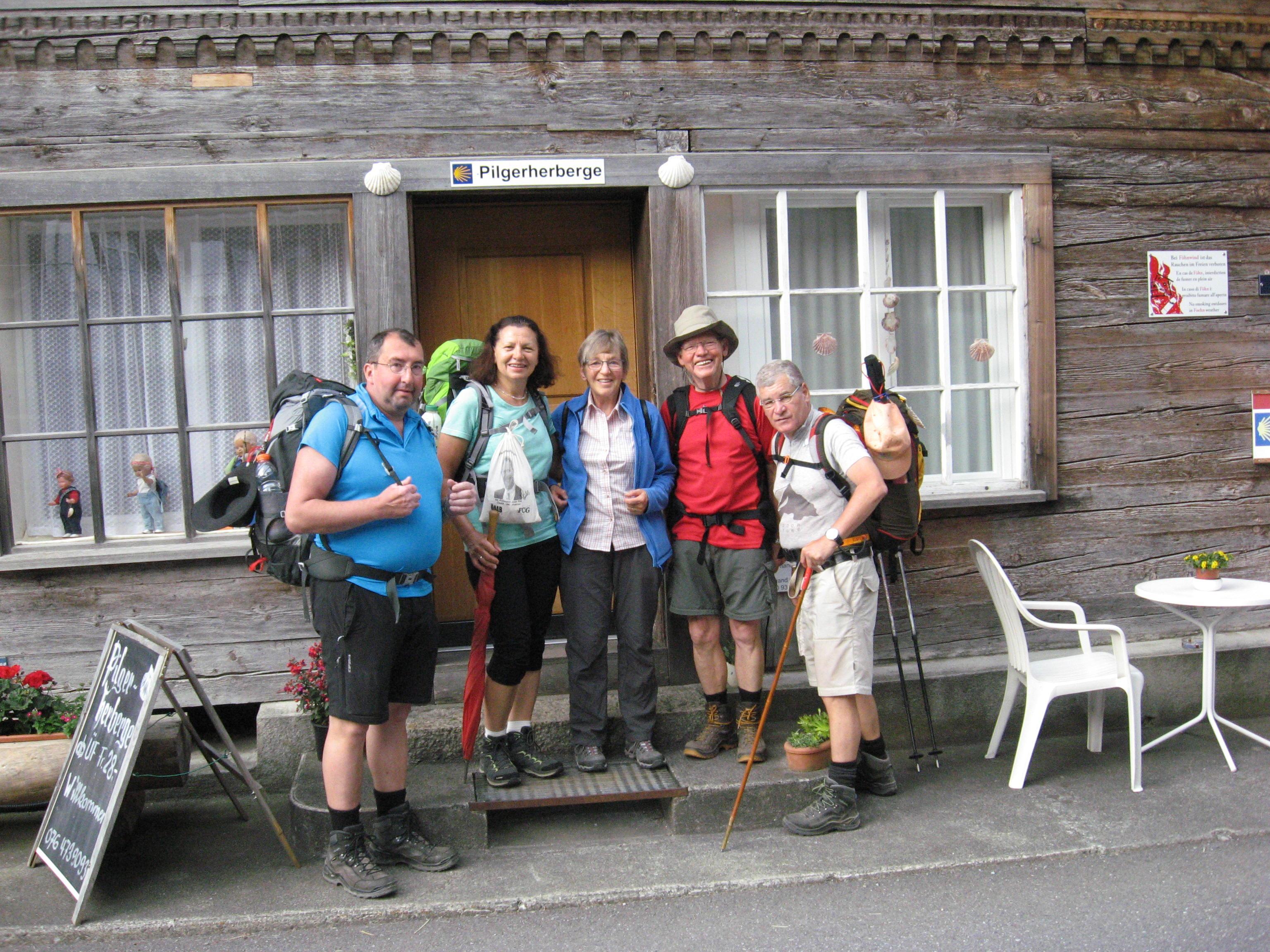 Pilgergruppe der KAB
