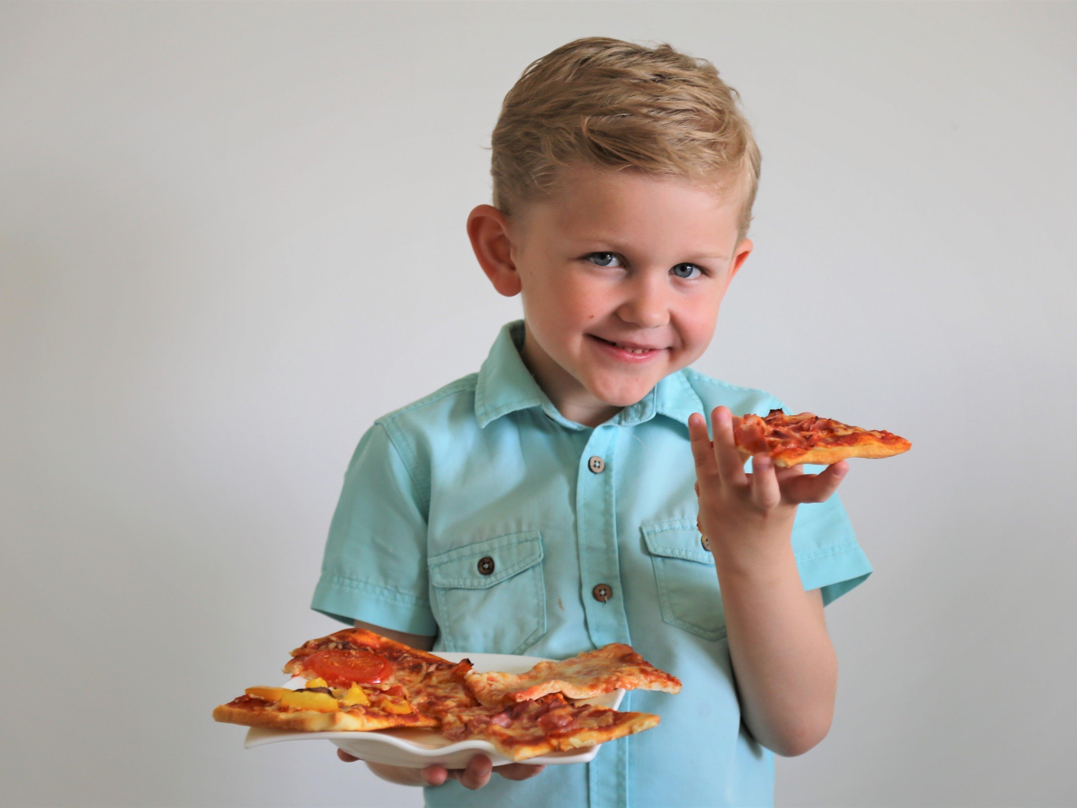 Eine selbst zubereitete Pizza schmeckt gleich nochmal viel besser.