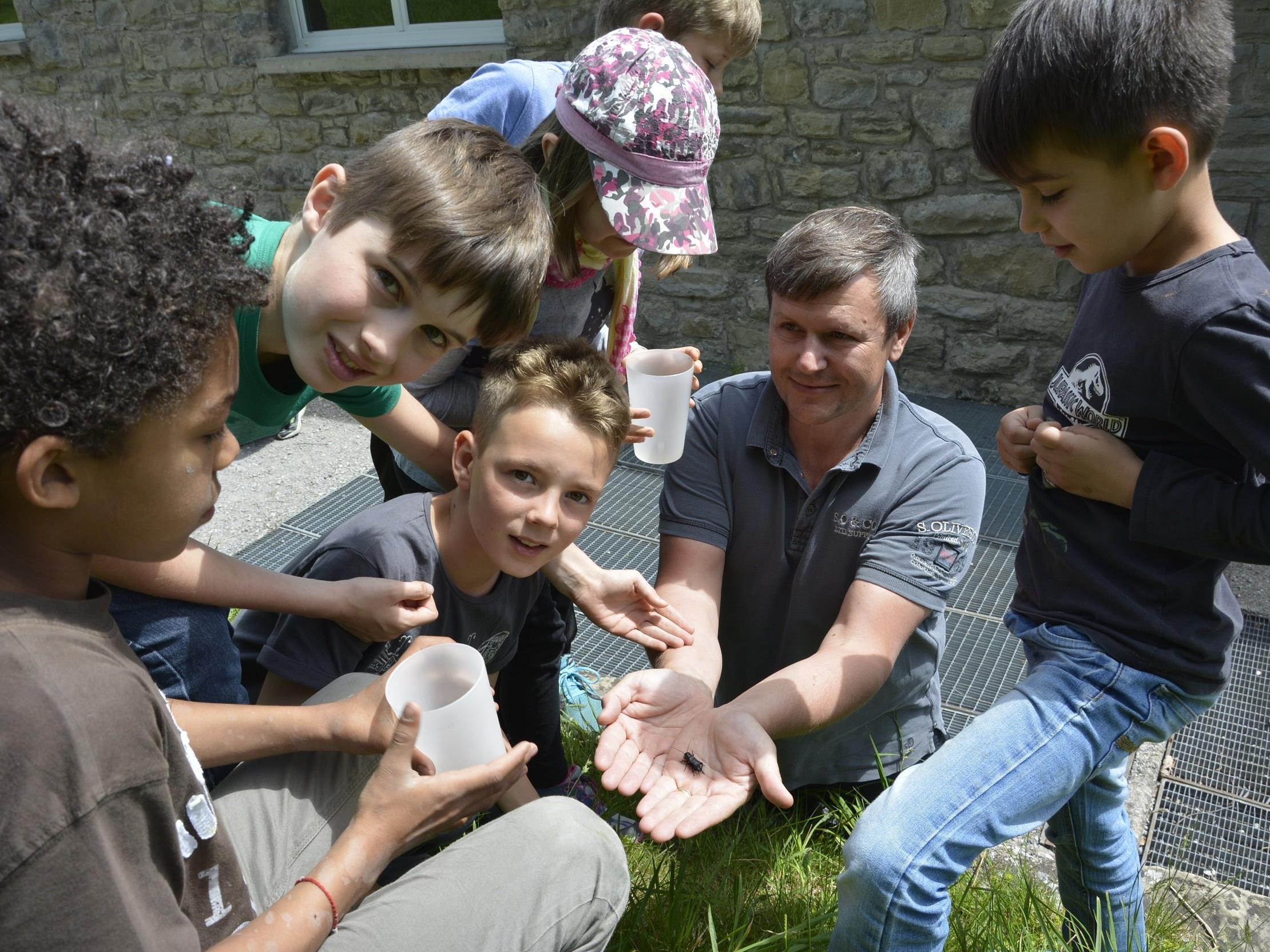 Die Schüler der VS Kirchdorf verbrachten lehrreiche und spannende Landschultage in Oberbildstein.