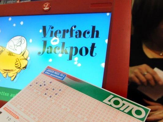 Lotto-Vierfachjackpot - Es geht um sechs Millionen Euro