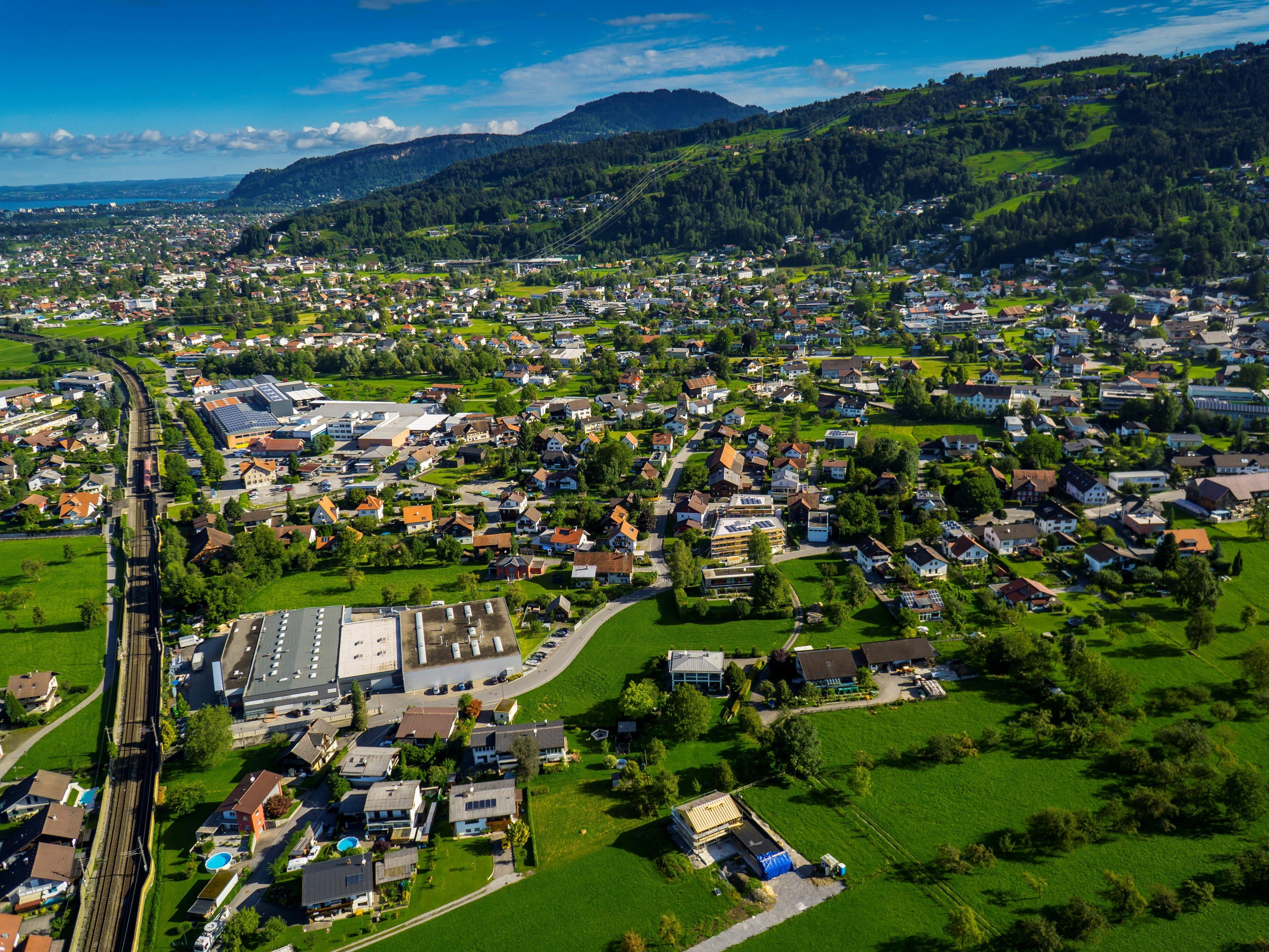 Vorarlberg gilt als sehr lebenswert.