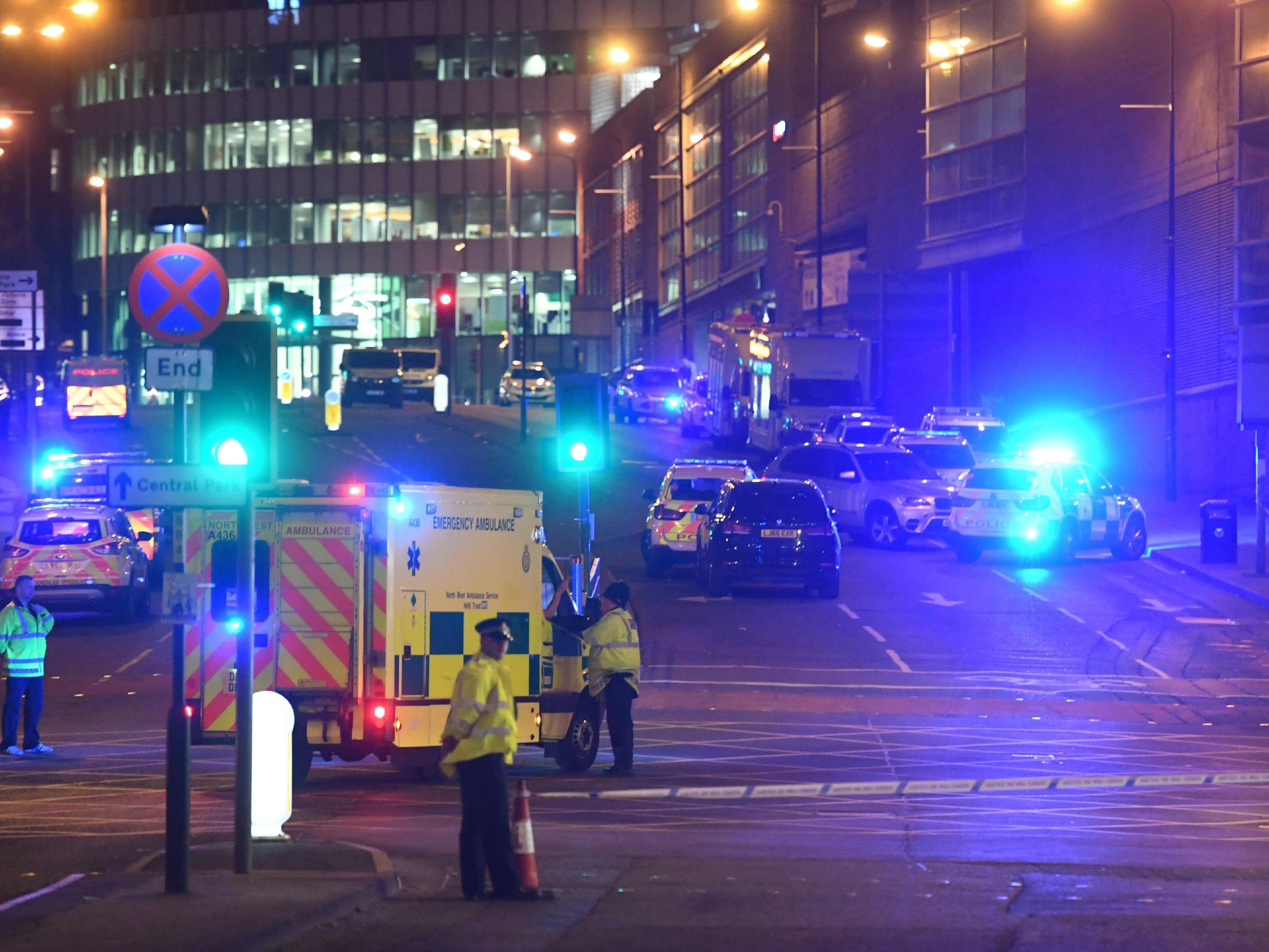 Die Ermittlungen nach dem Terroranschlag in Manchester laufen.