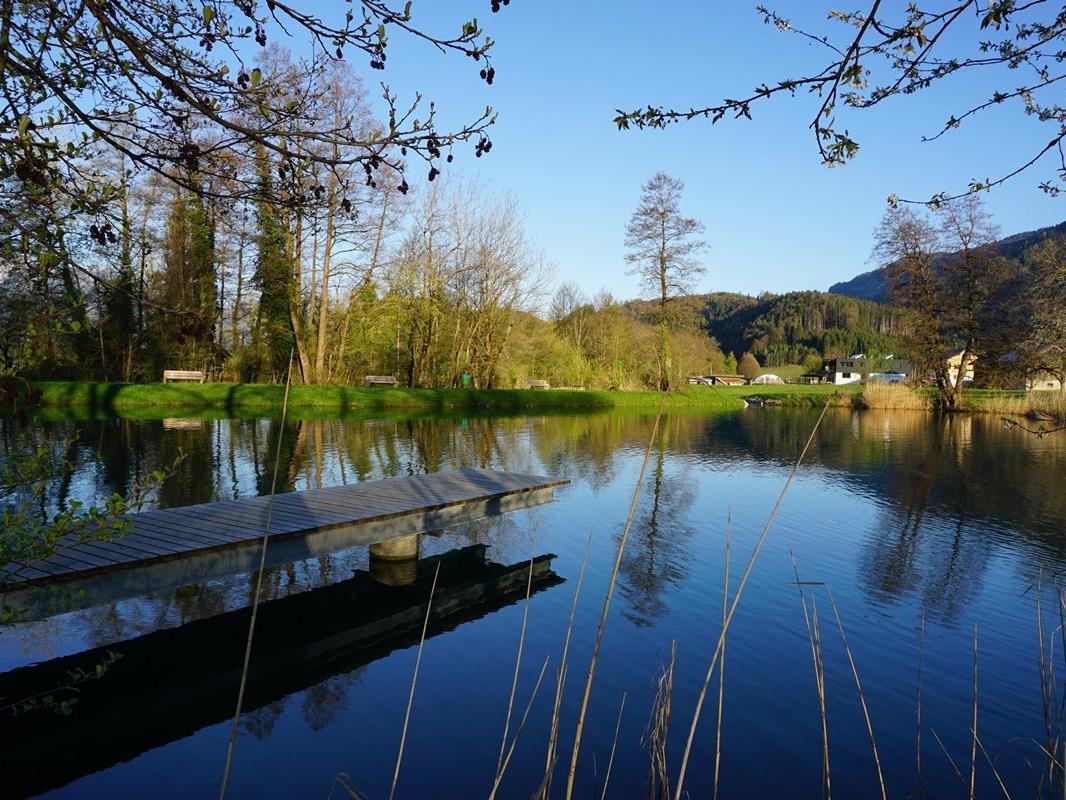 Zur offiziellen Eröffnung des Naherholungsgebietes Montjola wird am Pfingstsonntag ab 11 Uhr geladen