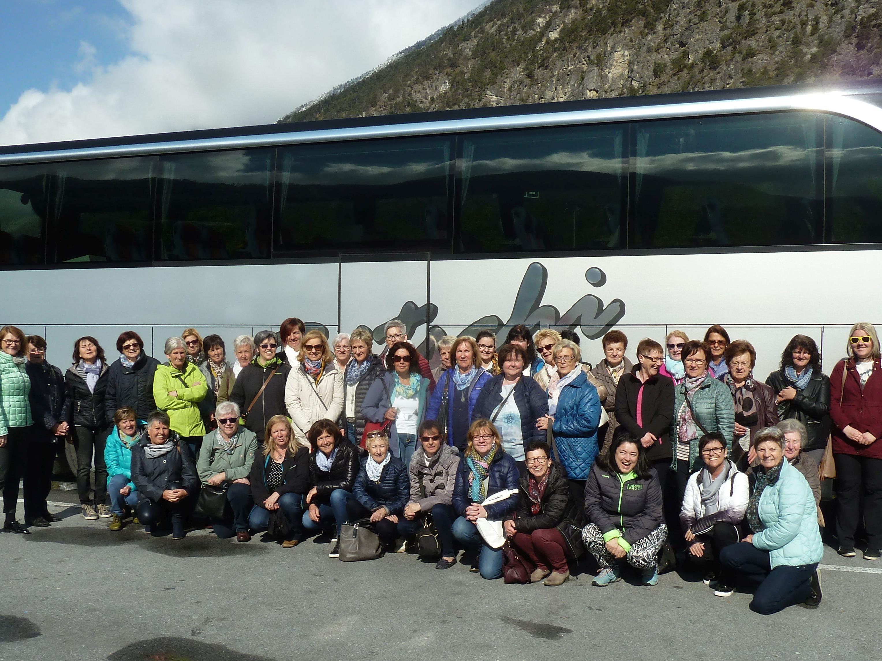 Ausflug nach Brixen