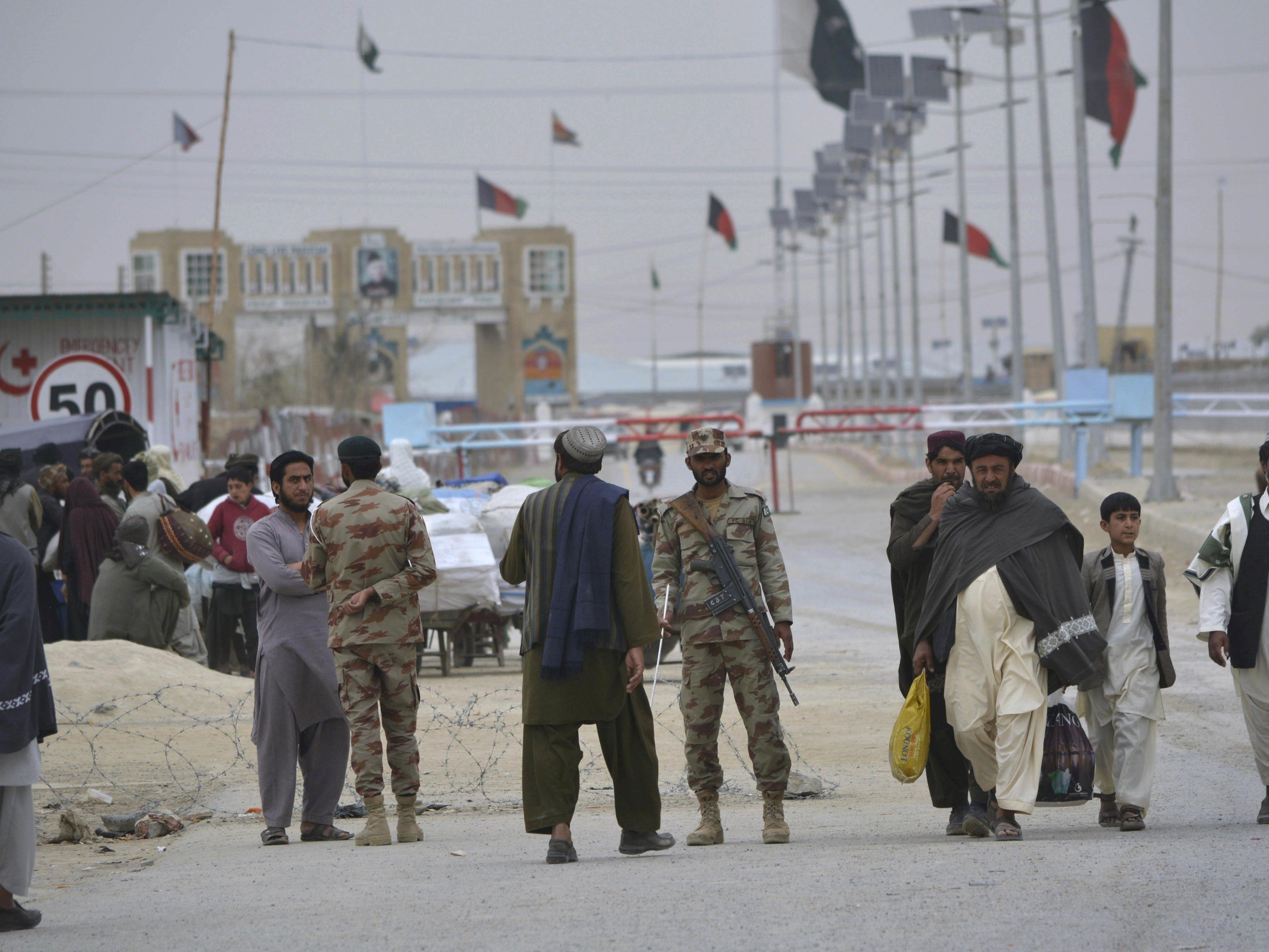 """Spezialkräfte der afghanischen Armee haben offiziellen Angaben zufolge den Anführer der Terrormiliz """"Islamischer Staat"""" (IS) in Afghanistan, Abdul Hasib, getötet."""