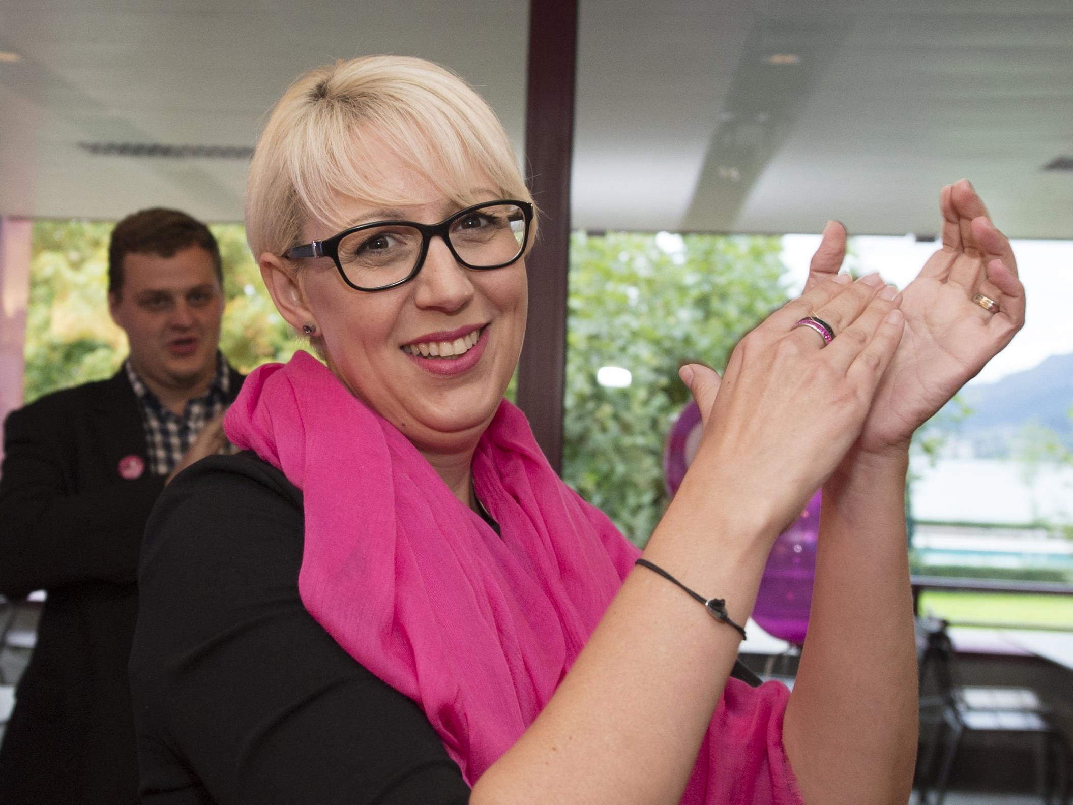 Sabine Scheffknecht suchte Projekte, die im Land auf Unverständnis gestoßen haben.