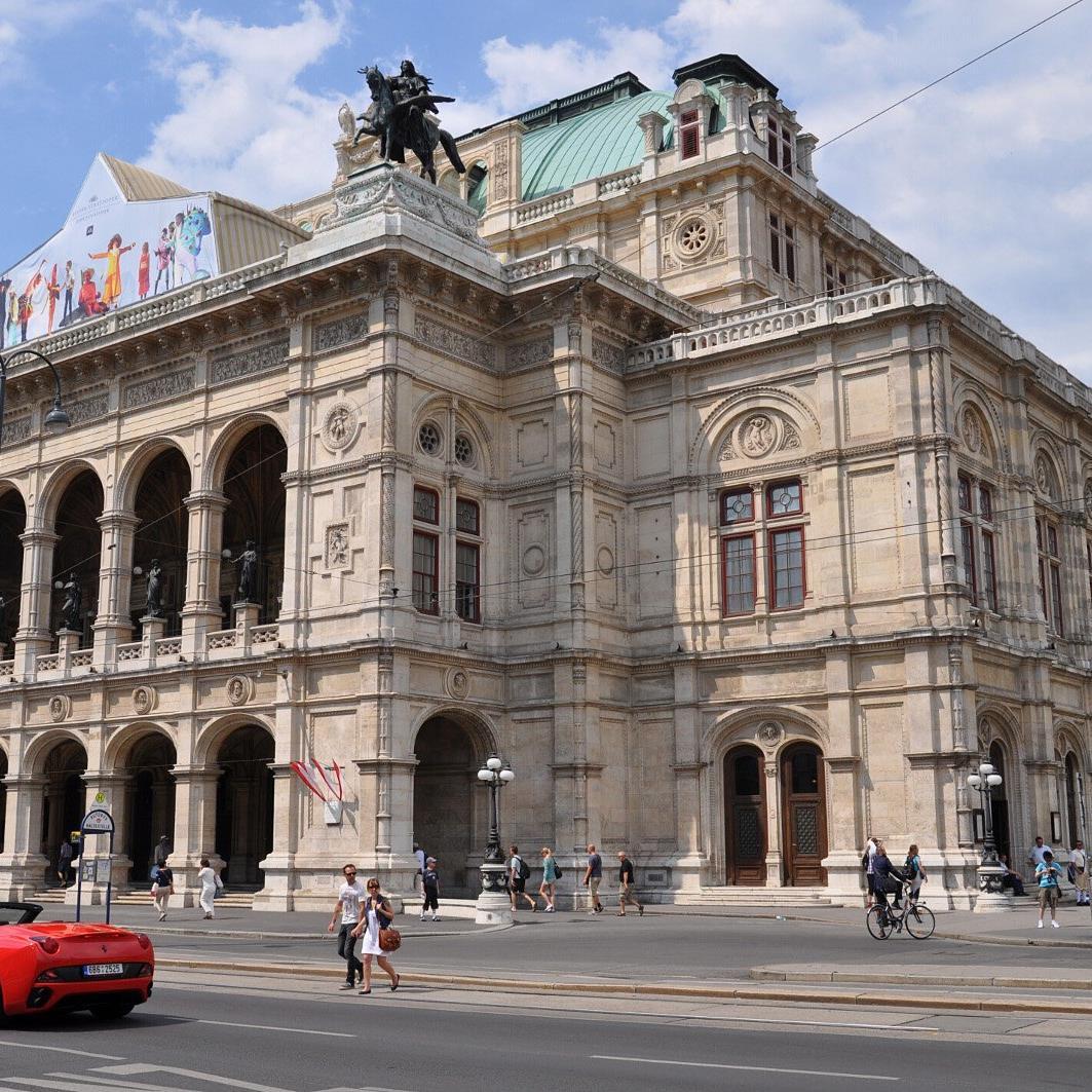 """Bei der Wiener Staatsoper freut man sich über den """"Così fan tutte""""-Coup."""
