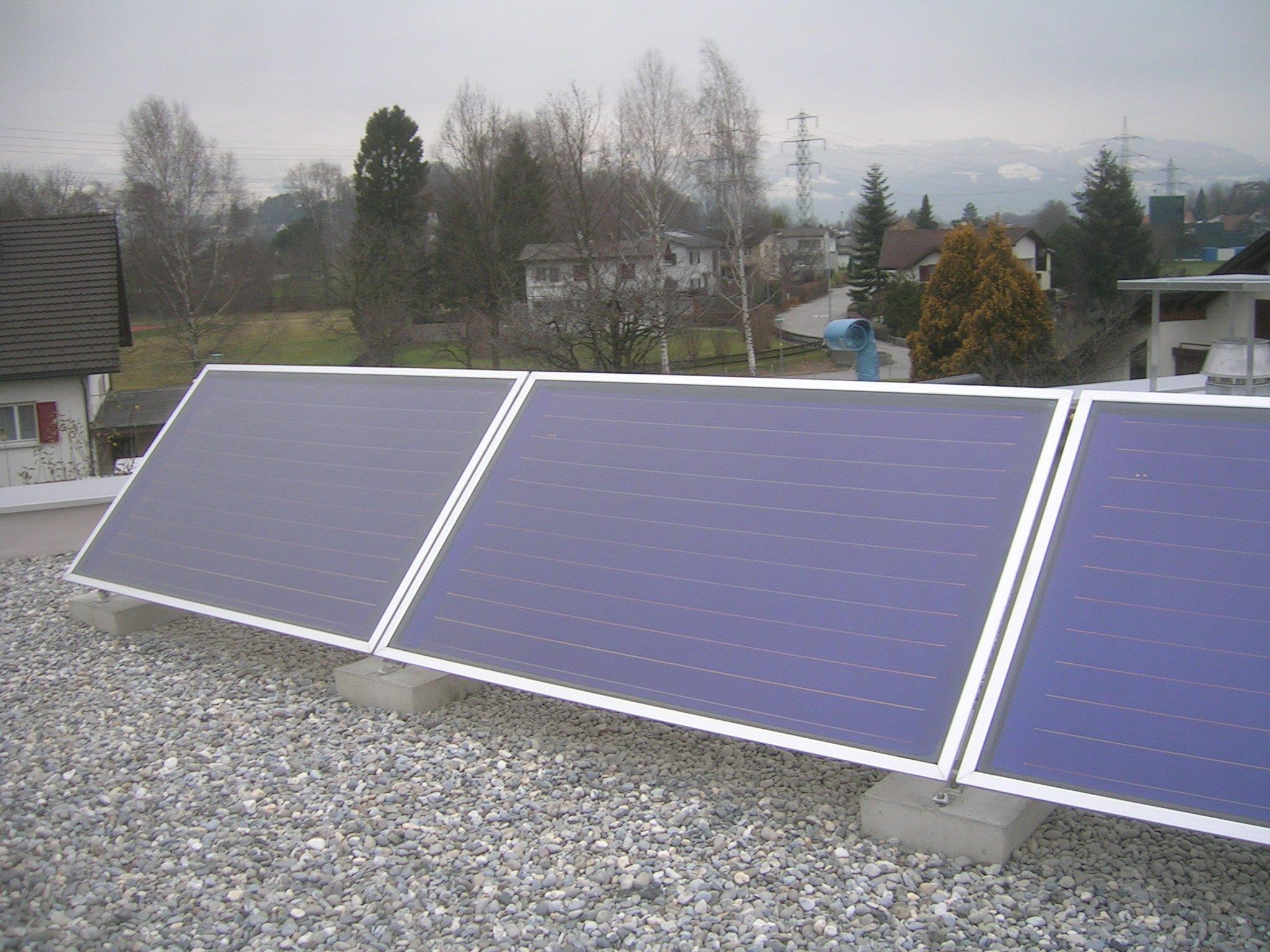 Die Gemeinden amKumma fördern den Check von Solaranlagen