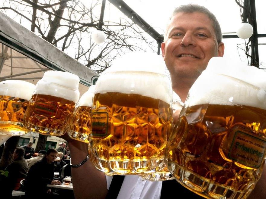 """Was kostet eine """"Halbe"""" in Österreich?"""