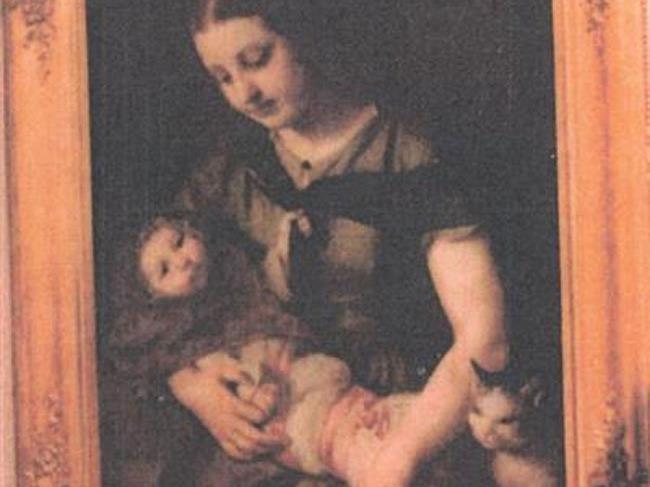Gemälde von Johann Baptist Reiter.