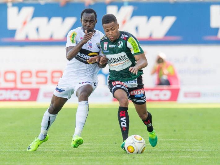 Duell zwischen Ngamaleu und Marcos