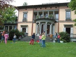 Die Friedensräume in der Villa Lindenhof (Lindau-Bad Schachen) haben die Saison eröffnet.