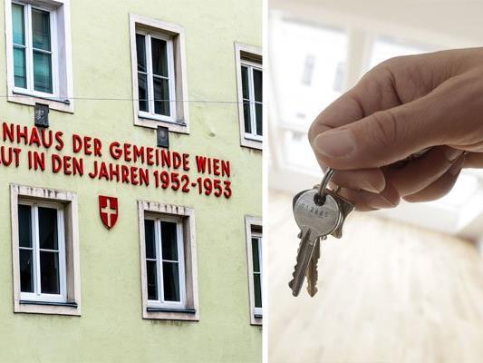 Gemeindewohnungen in Wien sind sehr begehrt - doch wie kommt man zu einer?