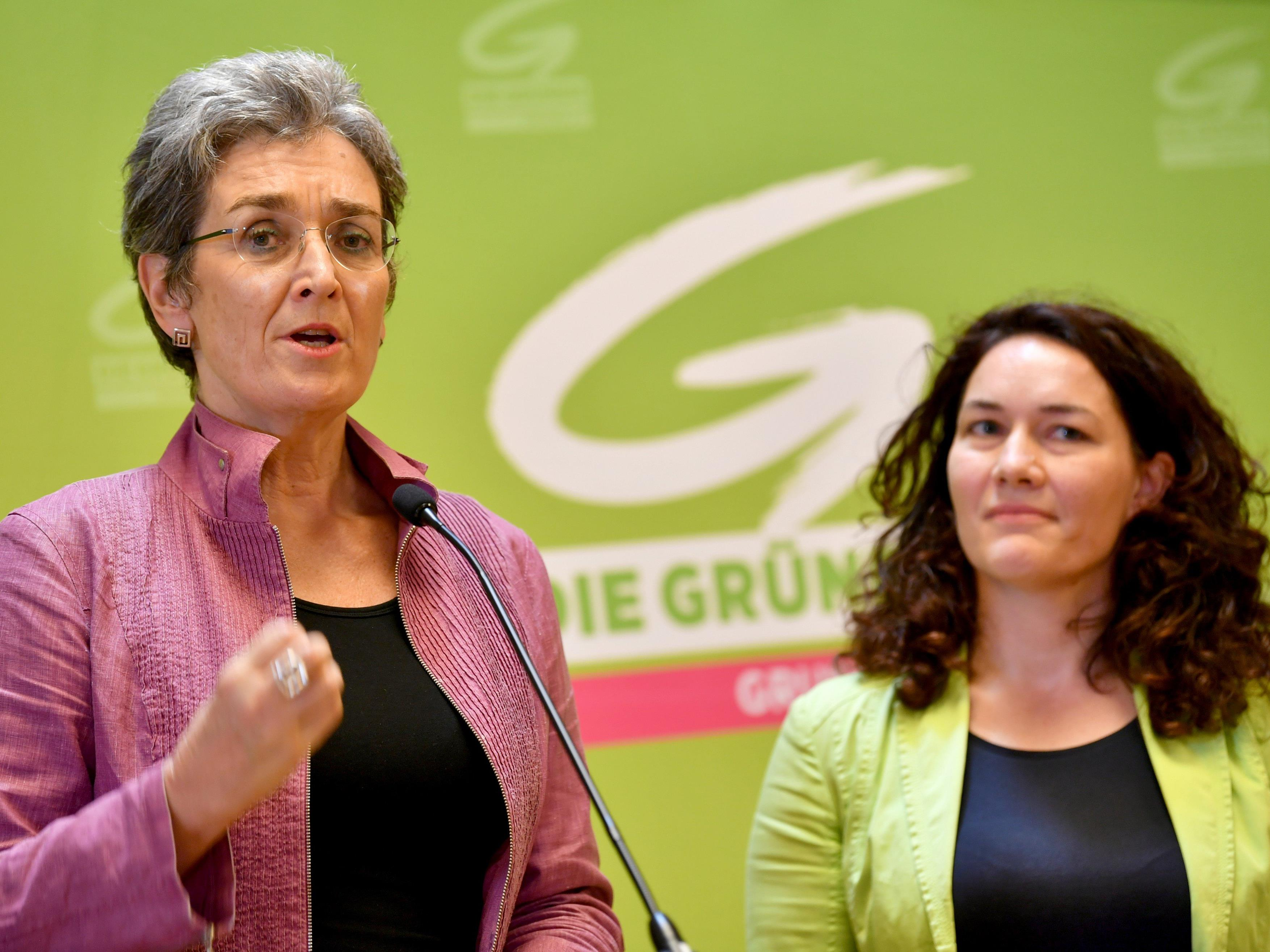 Neue Doppelspitze für die Grünen