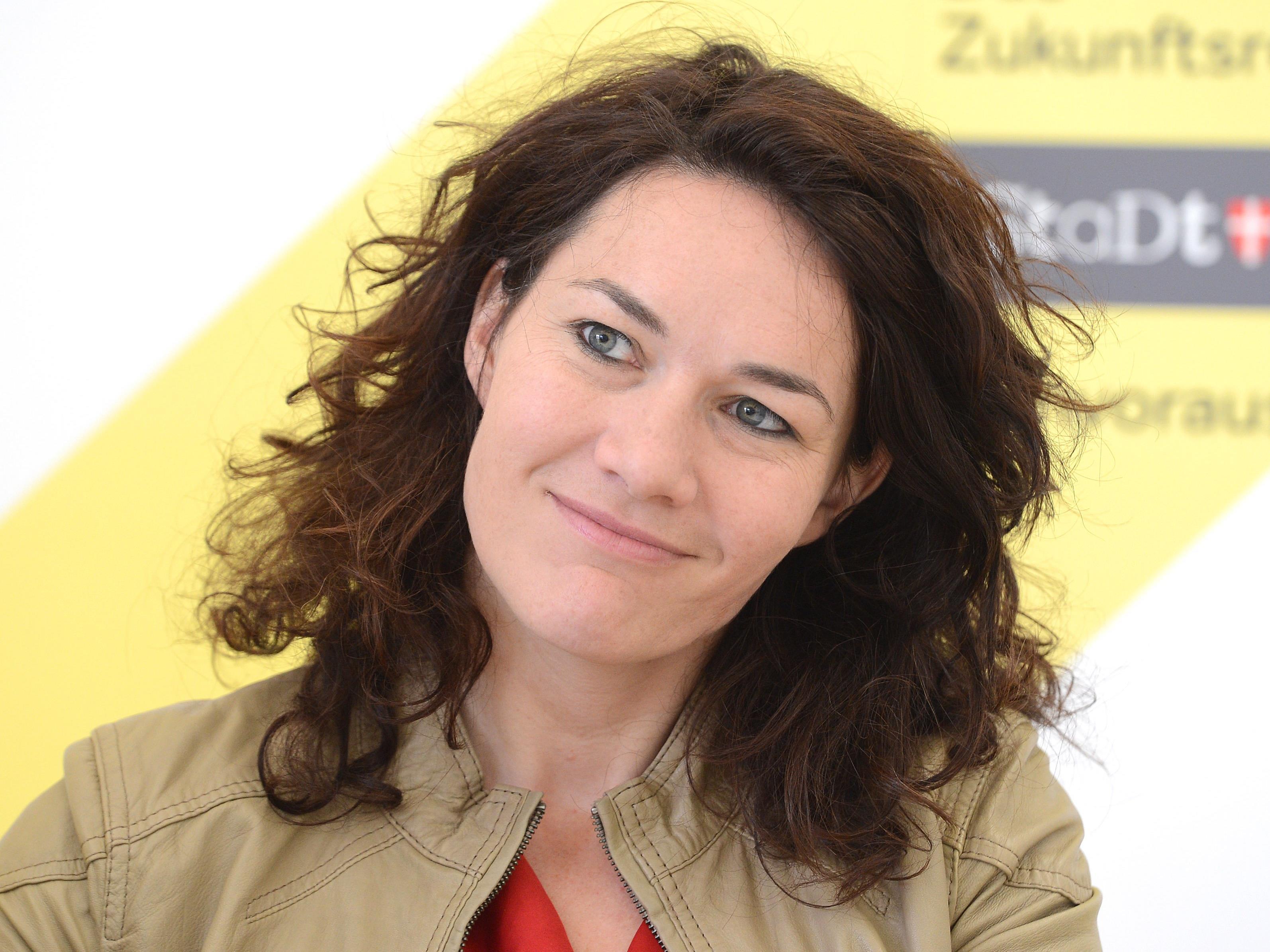 Ingrid Felipe (38) könnte der zurückgetretenen Grünen-Chefin Eva Glawischnig folgen.