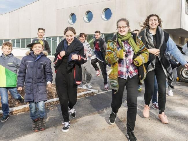 Im Frühjahr 2017 stellte i+R das Jugendhaus Biberach nach den Wünschen der jüngsten Einwohner der Stadt fertig.