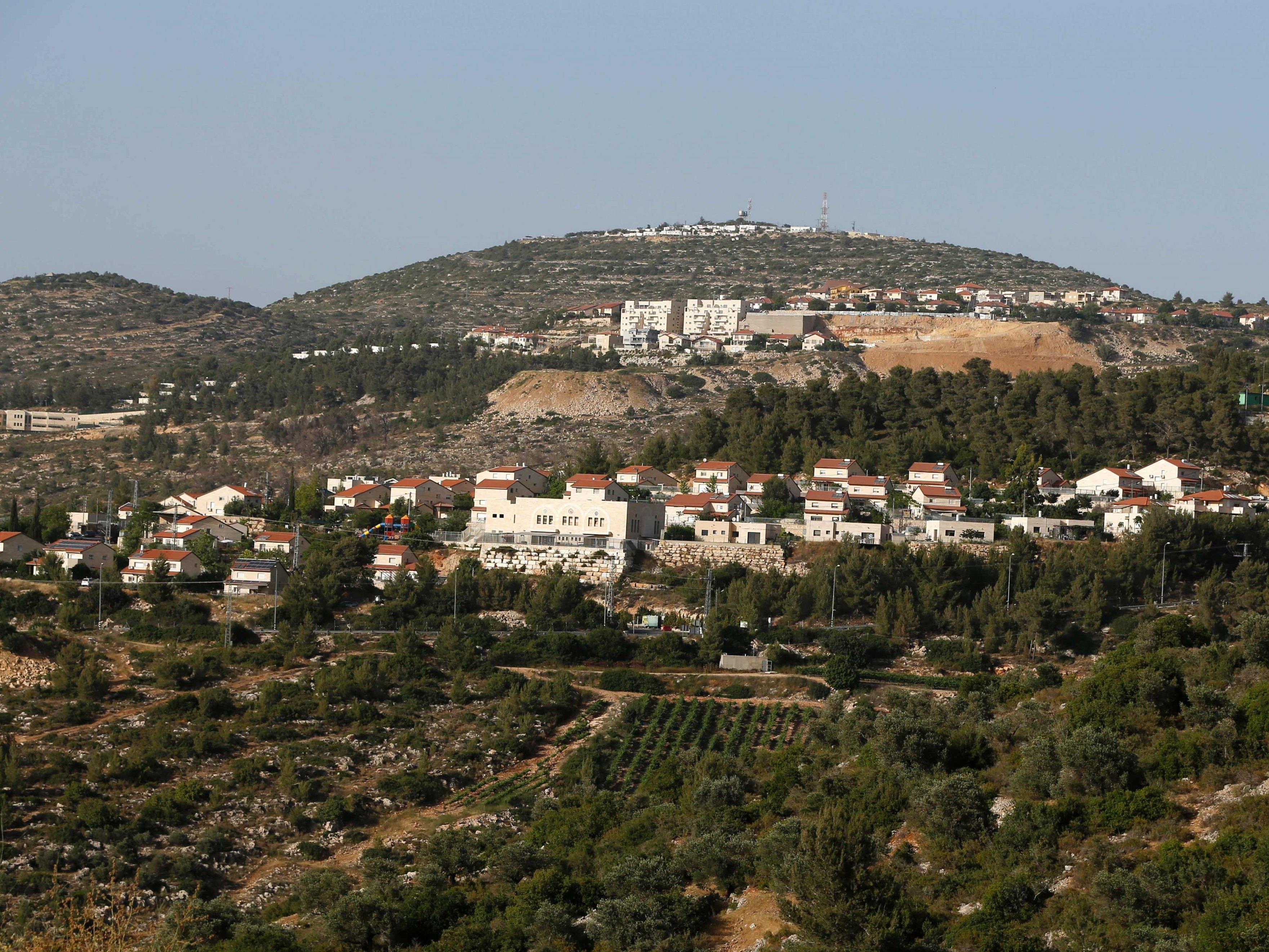 Das EU-Parlament hat Israel für seine Siedlungen in den Palästinensischen Gebieten scharf verurteilt.