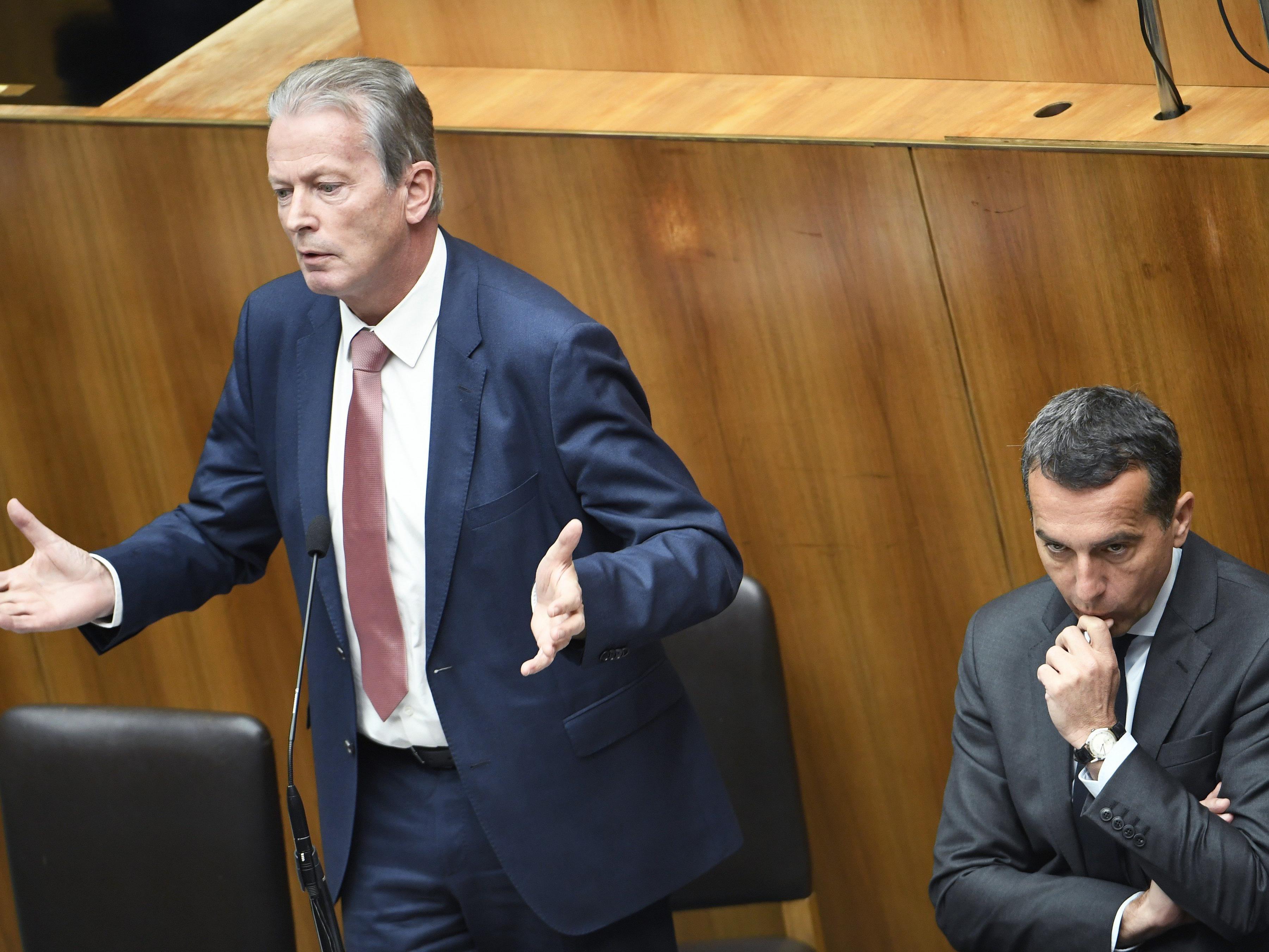 Ist die schwarz-rote Koalition am Ende?