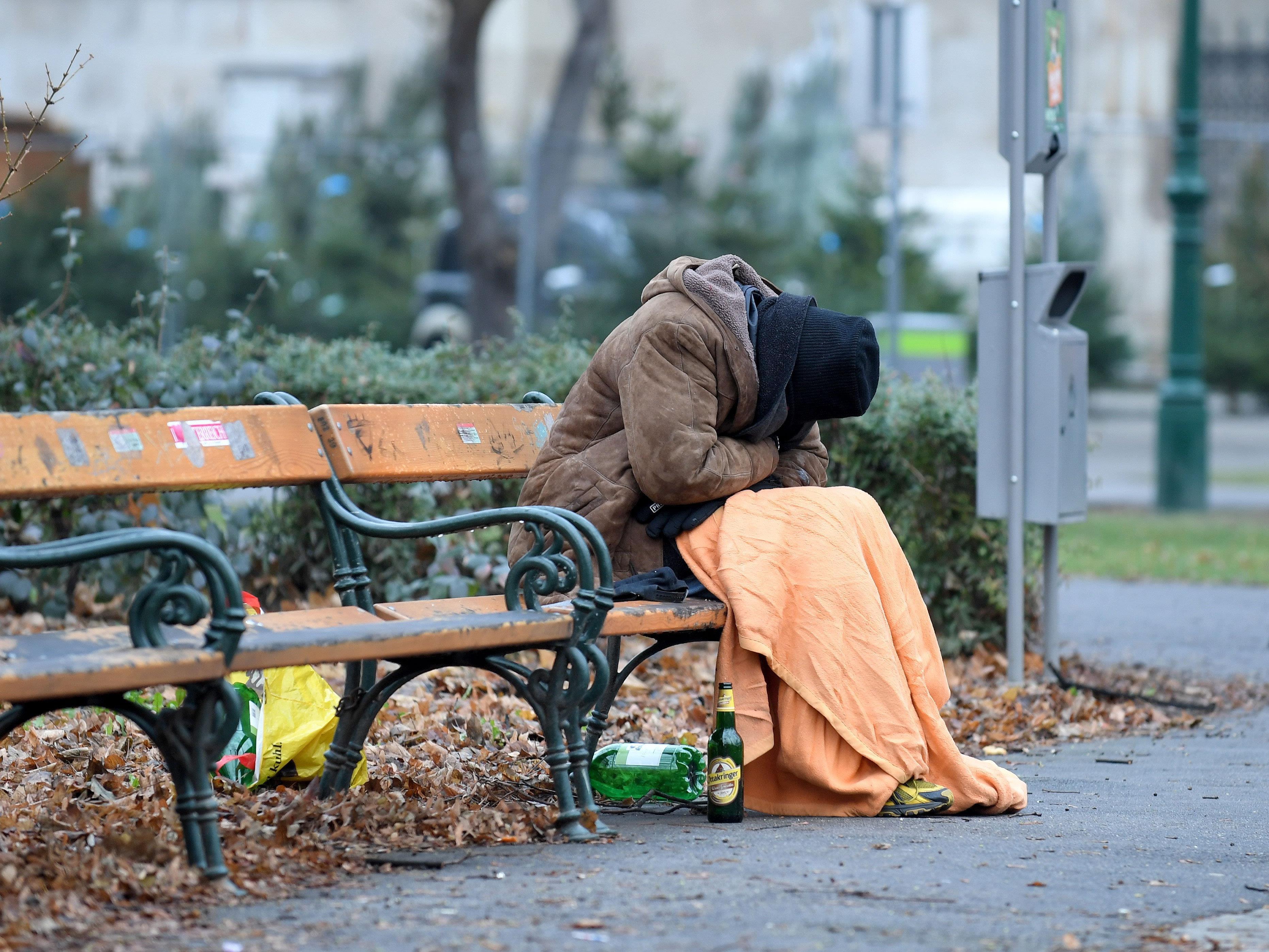 Wer in Wien obdachlos ist, kann vielerorts Hilfe bekommen