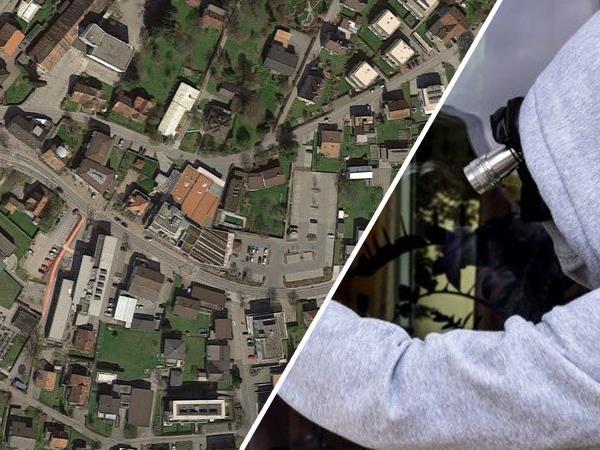 Ein 47-jähriger Altacher wurde in seiner Wohnung von drei Unbekannten überfallen.