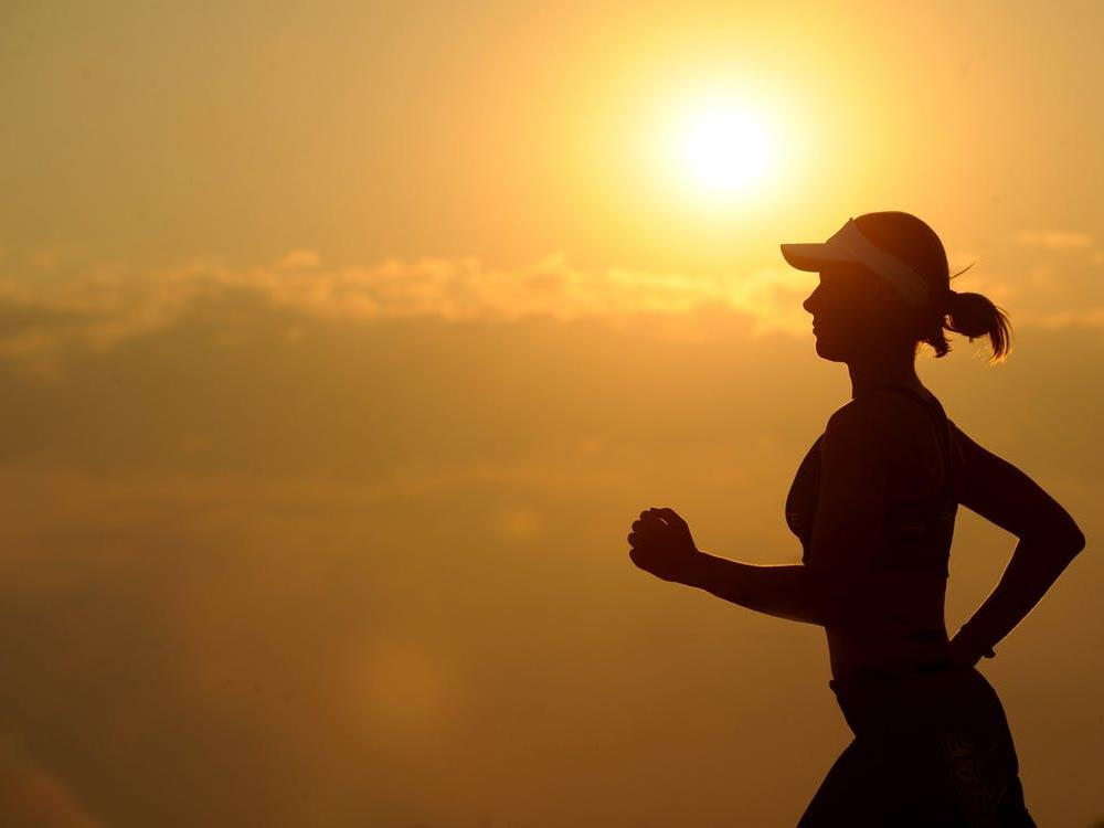 Was passiert mit dem Körper, wenn man regelmäßig joggt?