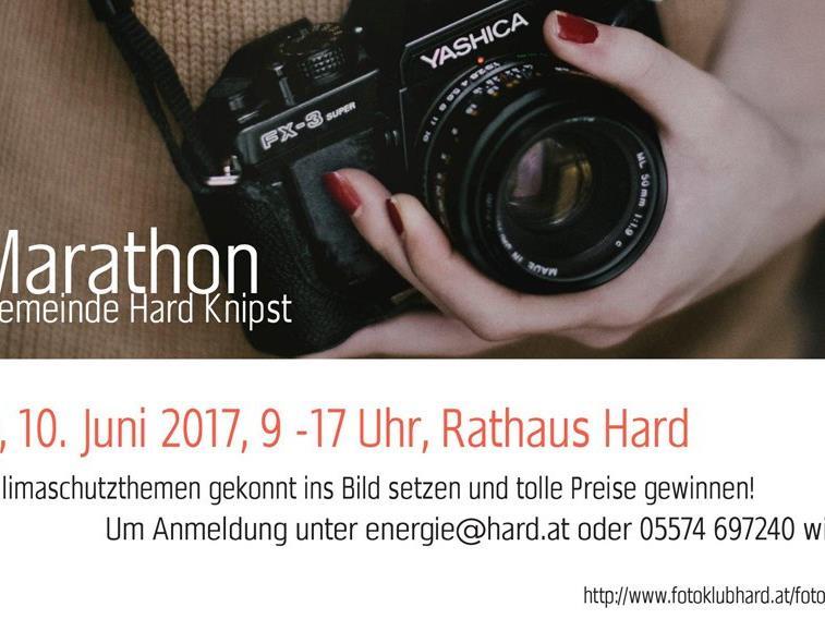 Flyer Fotomarathon